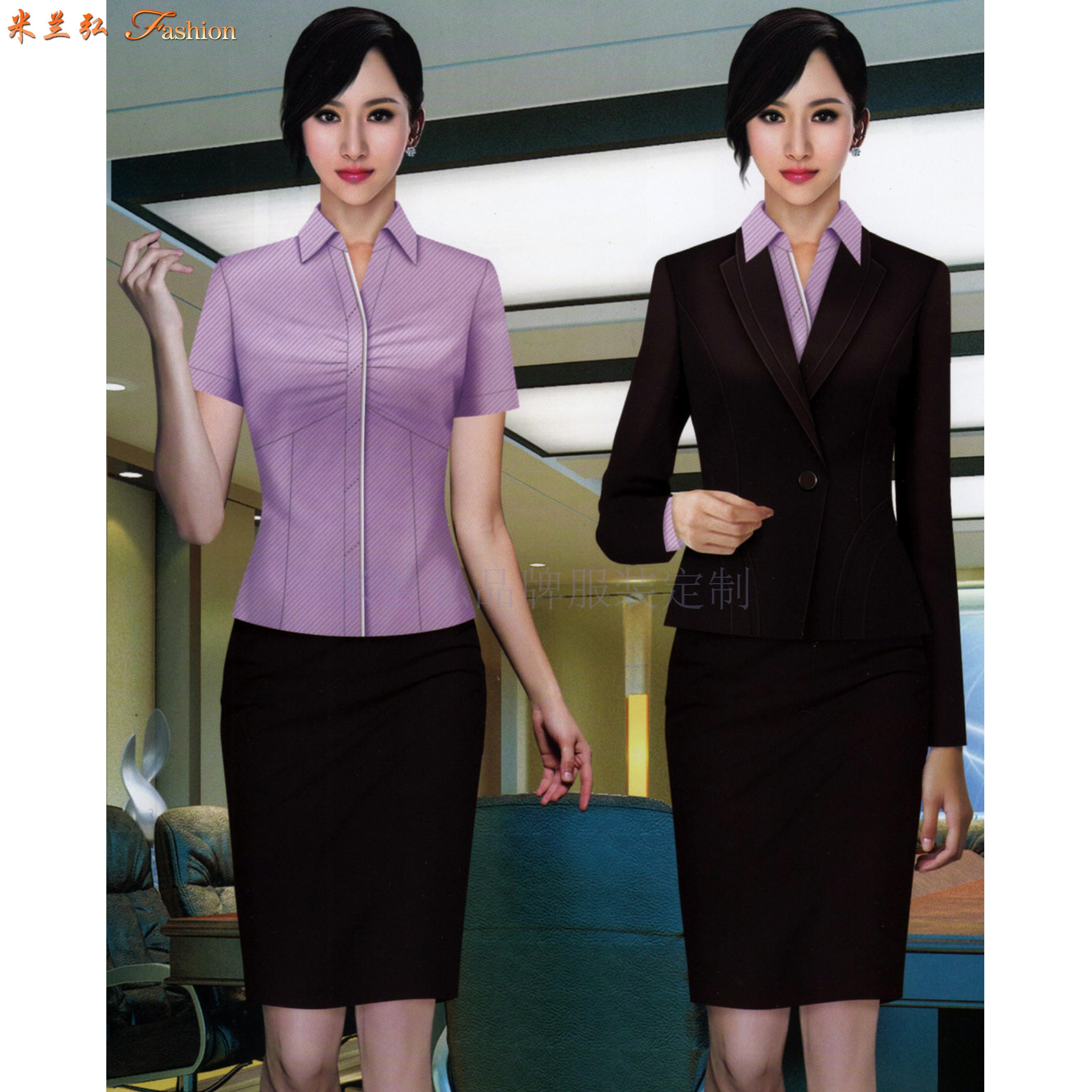 「太原正裝定制」「古交市西裝訂制」推薦性價比高的米蘭弘服裝-2