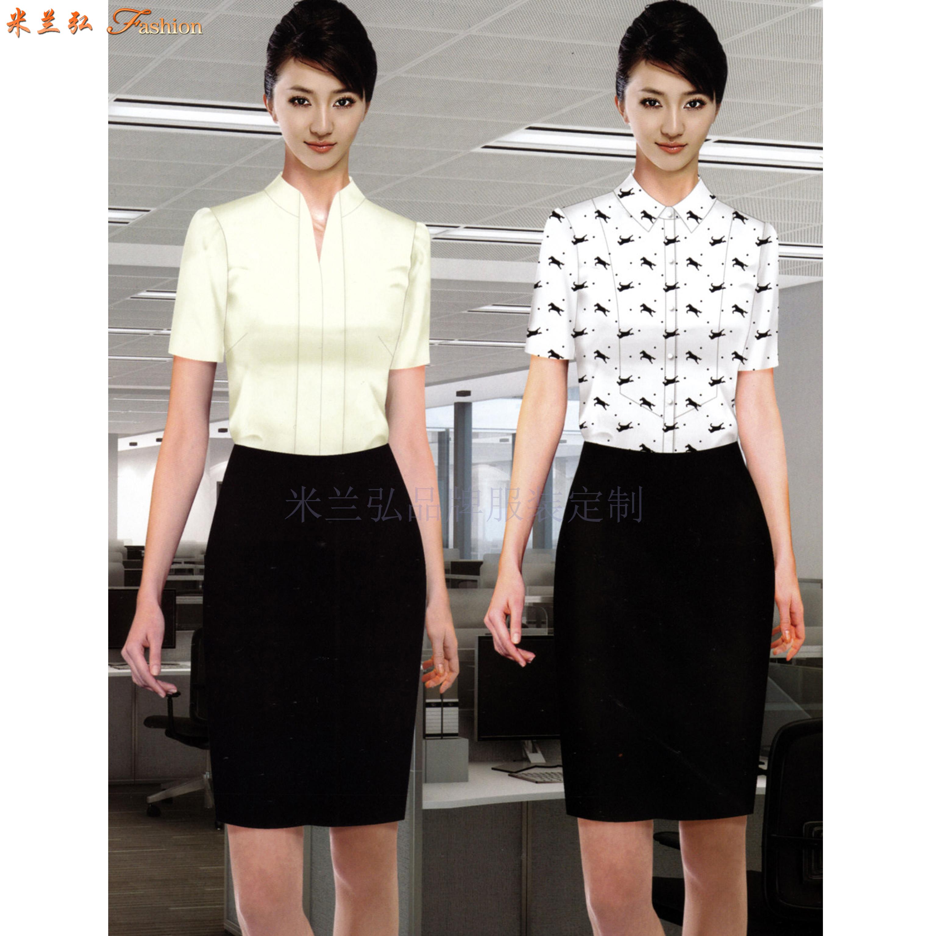 「襯衫」北京量體定制訂做免熨商務襯衫的專業廠家-米蘭弘服裝-5