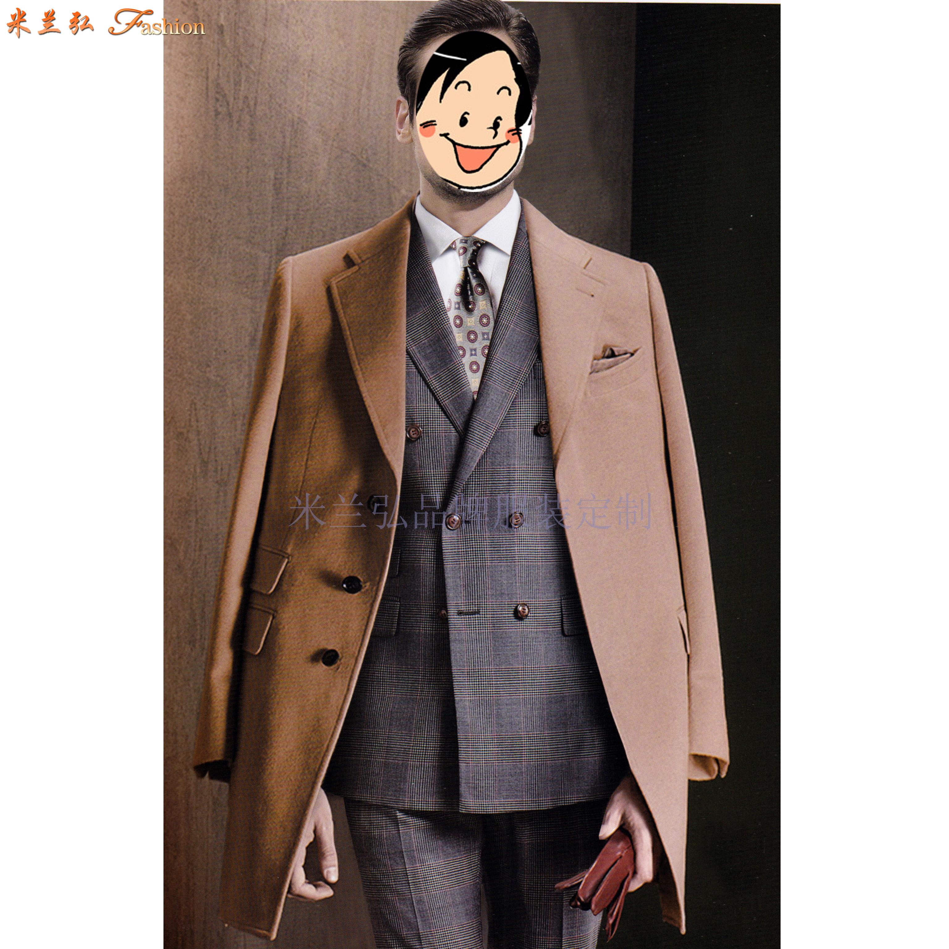 「銀川大衣定制」「靈武市大衣訂做」推薦厚實暖和米蘭弘服裝-1