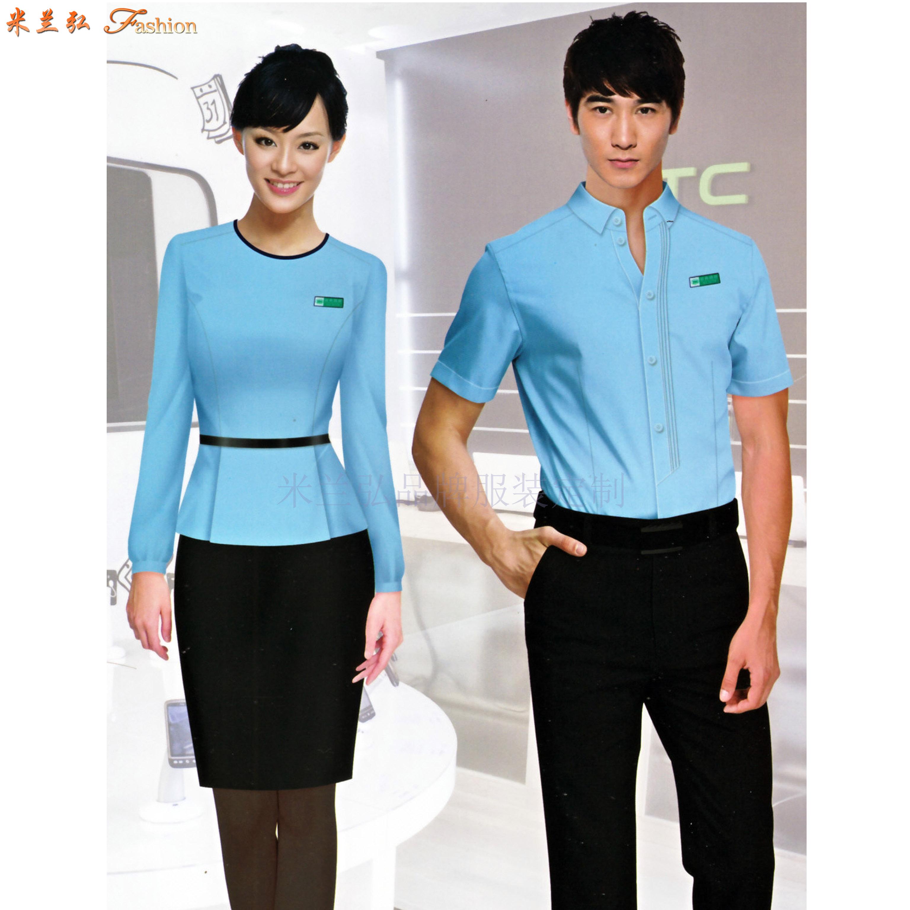 「寧夏襯衫」中衛市量身訂制職業襯衫企業-米蘭弘服裝-5
