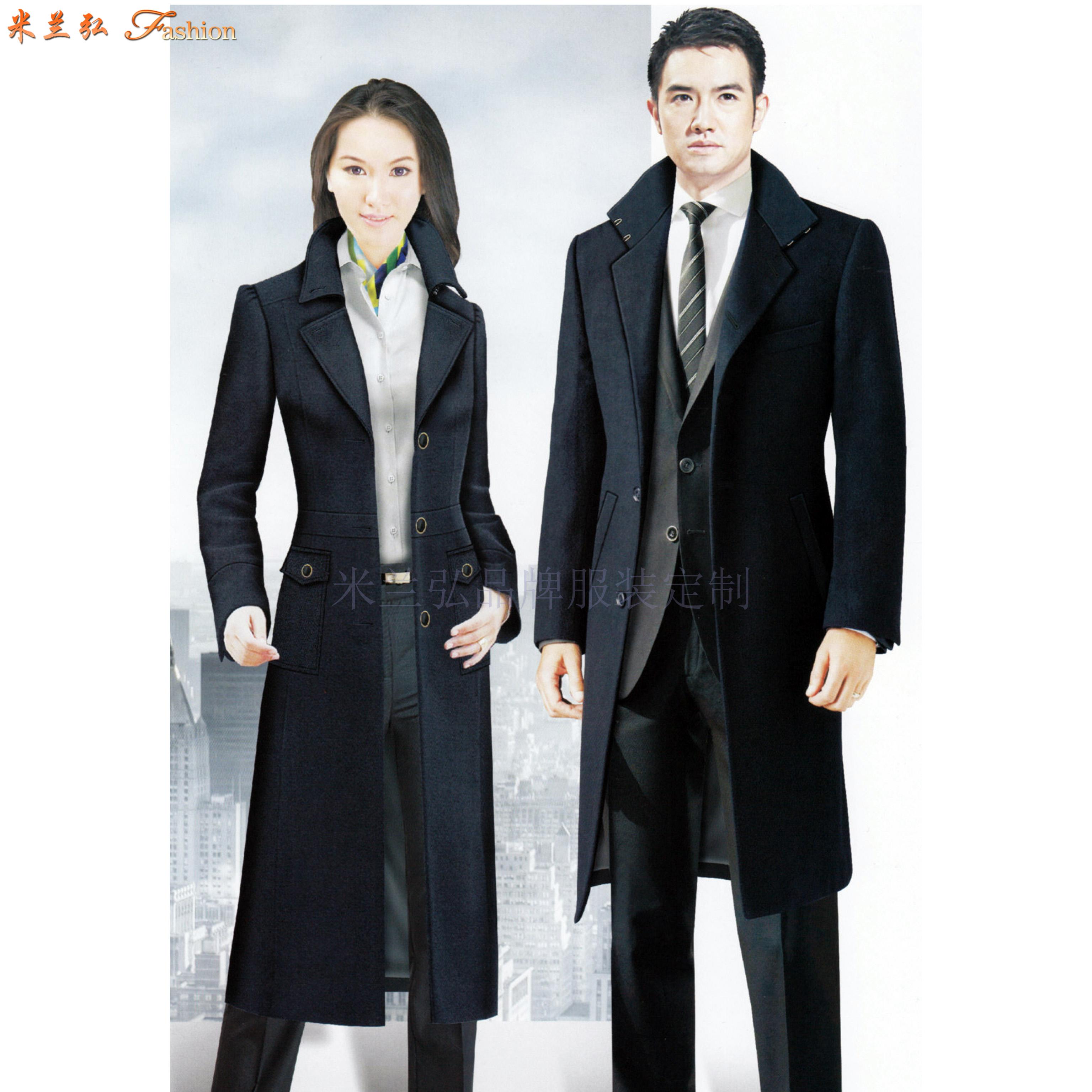 「寧夏大衣」固原市量體訂做羊毛保暖大衣工廠-米蘭弘服裝-4