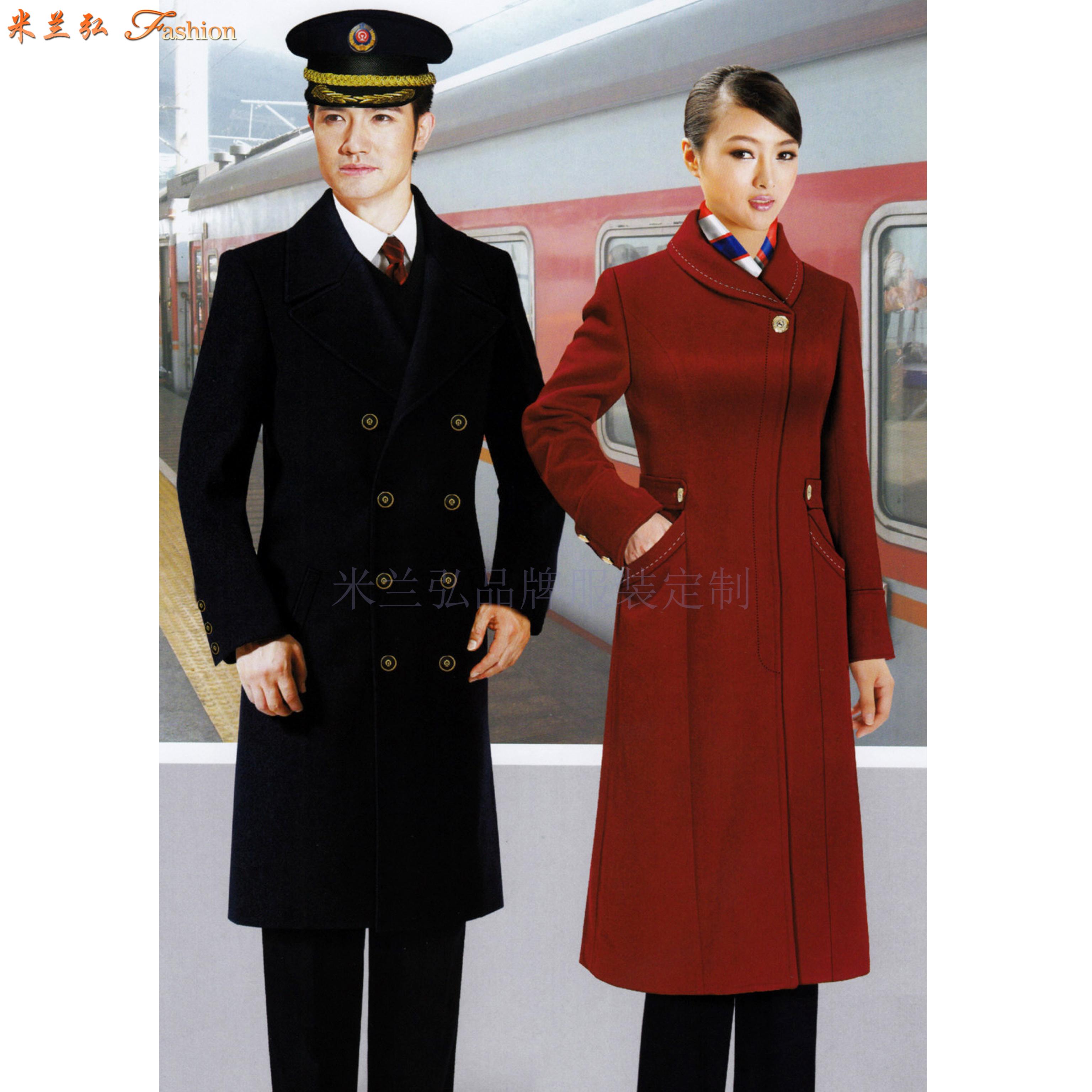 「航空大衣」量身定制各大航空公司的冬季大衣-米蘭弘服裝-1