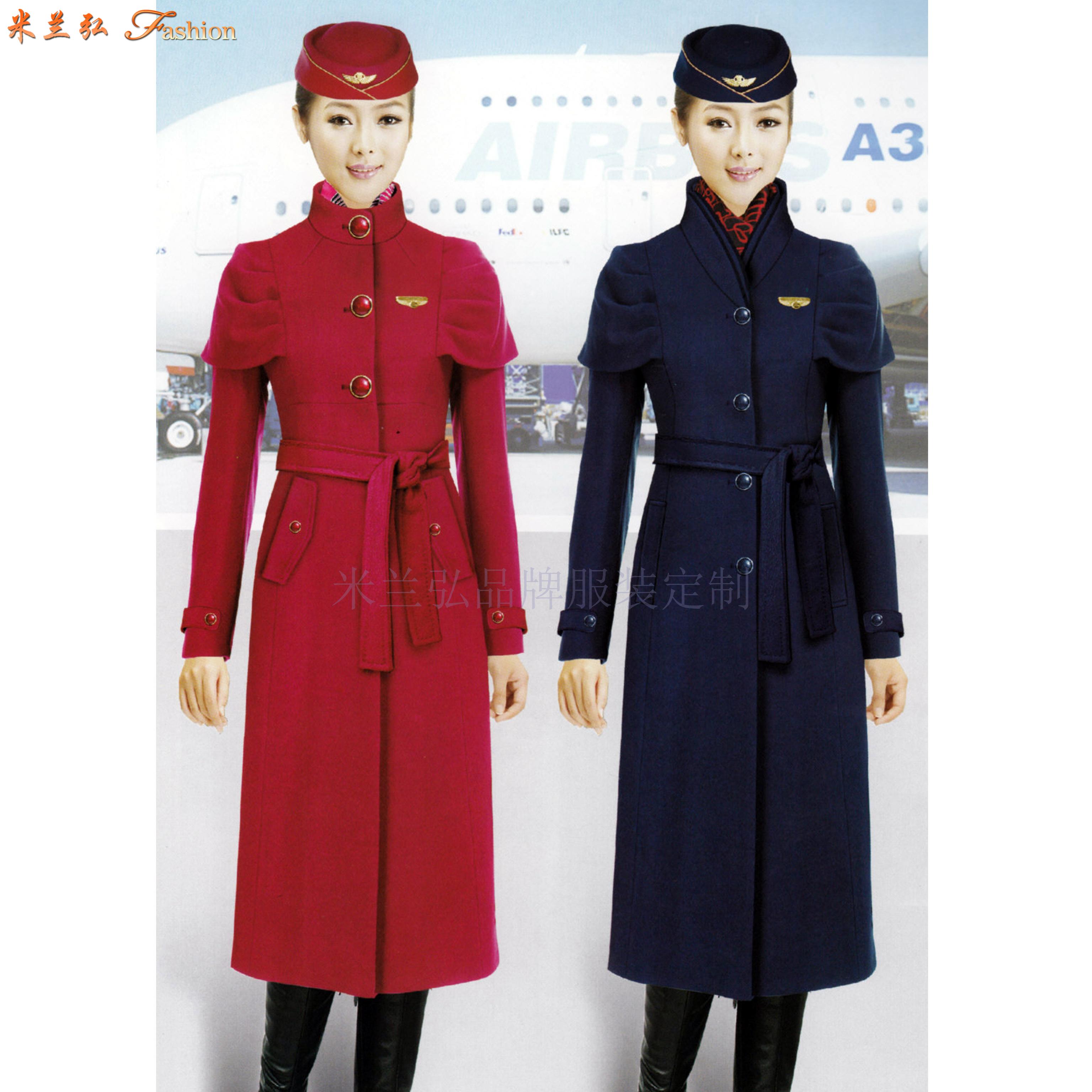「航空大衣」量身定制各大航空公司的冬季大衣-米蘭弘服裝-2