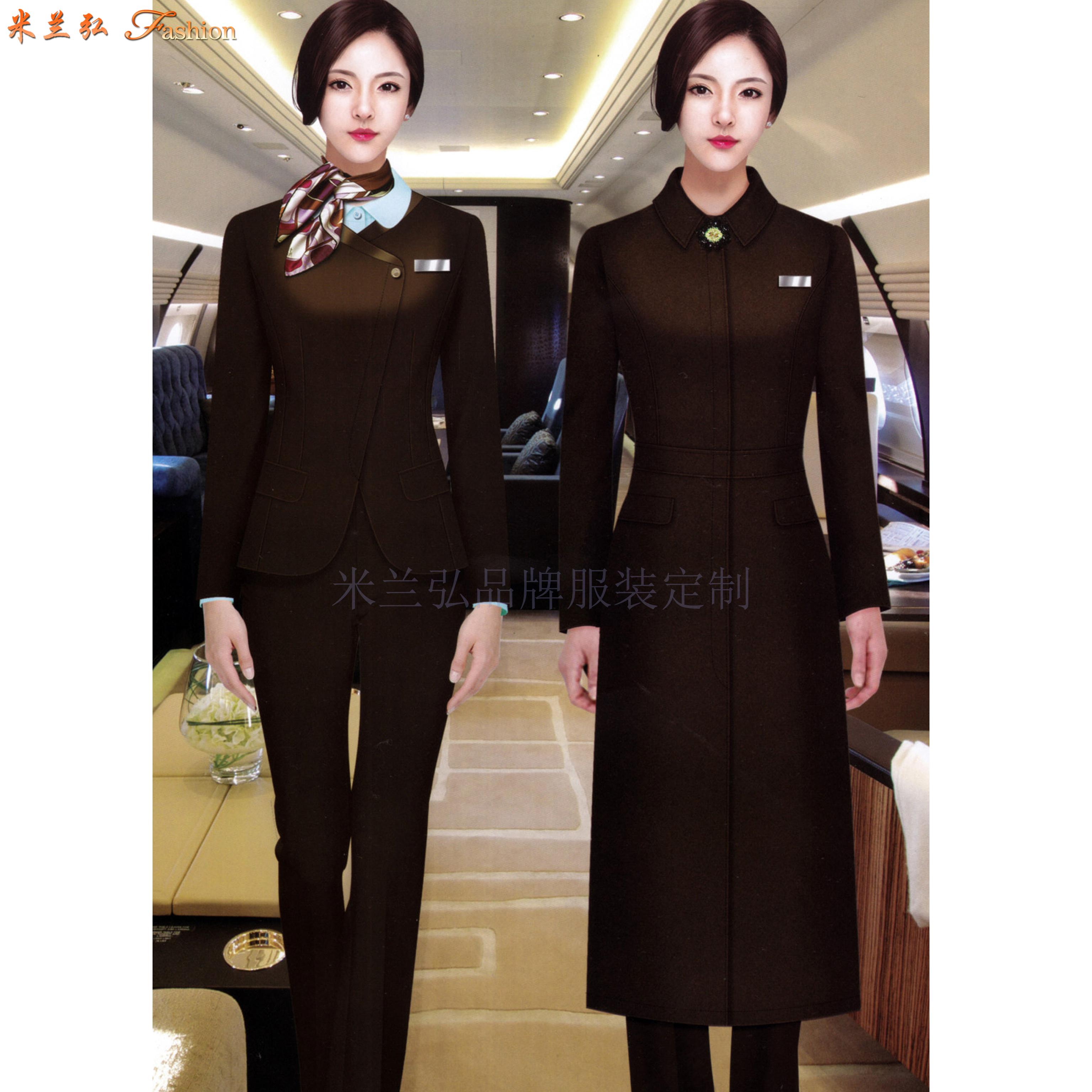 「航空大衣」量身定制各大航空公司的冬季大衣-米蘭弘服裝-4