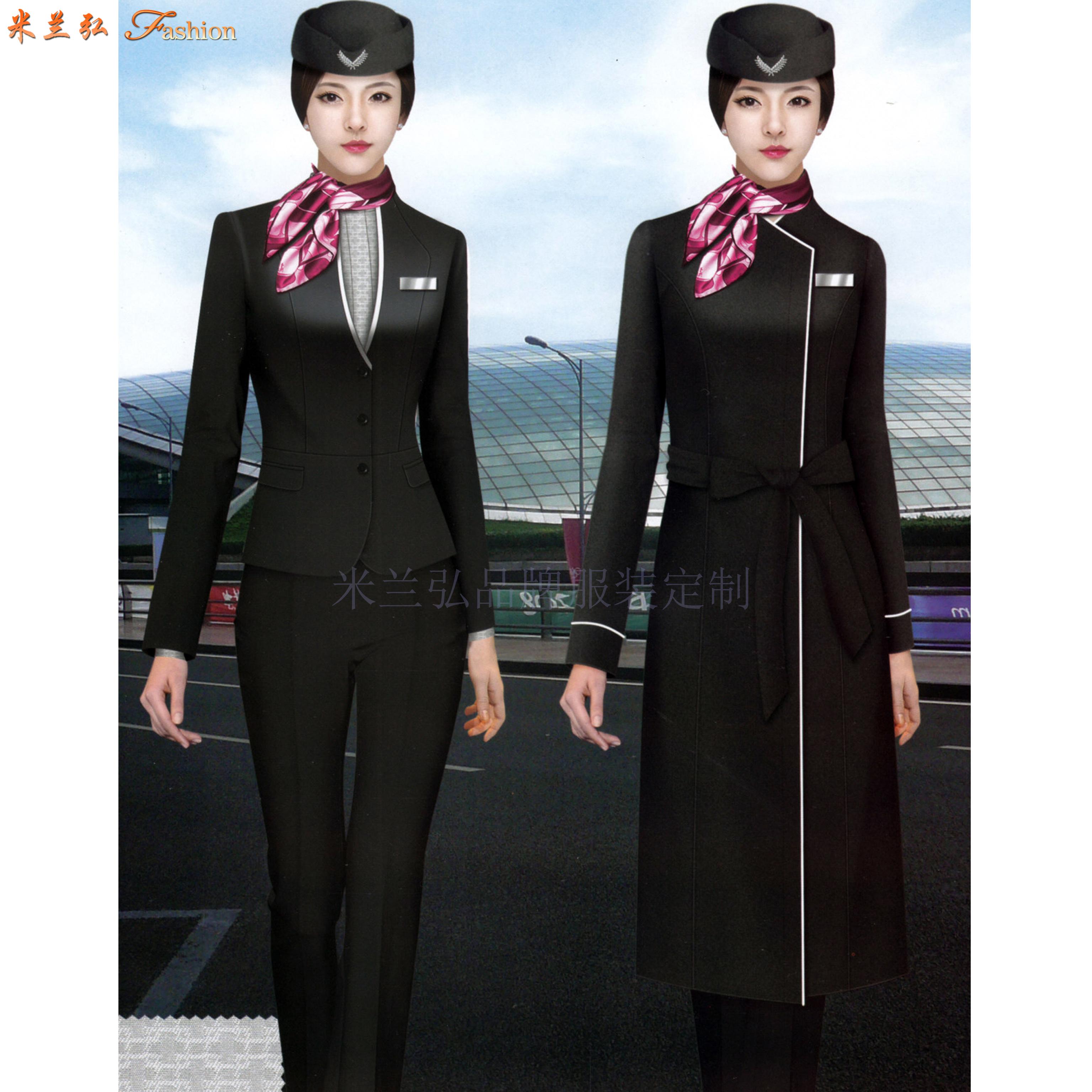 「航空大衣」量身定制各大航空公司的冬季大衣-米蘭弘服裝-5