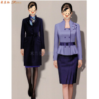 「河北職業裝」廊坊市量身訂做時尚職業裝廠家-米蘭弘服裝-2