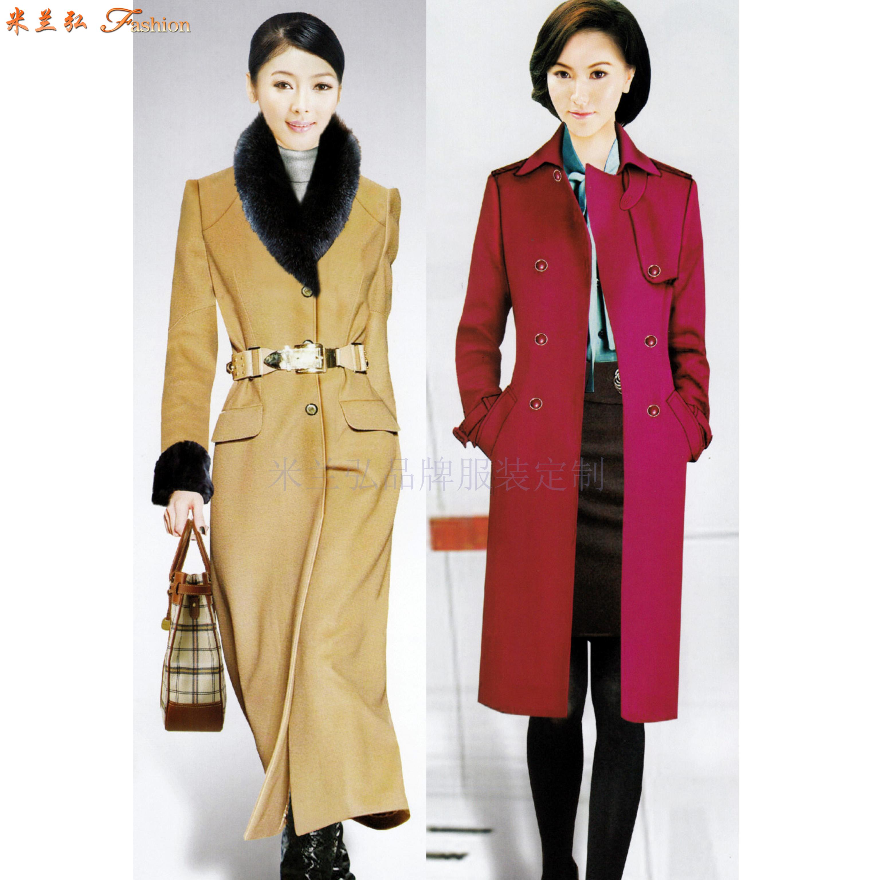 「濱州市大衣」濱州市貨真價實羊毛大衣定做廠家-米蘭弘服裝-1