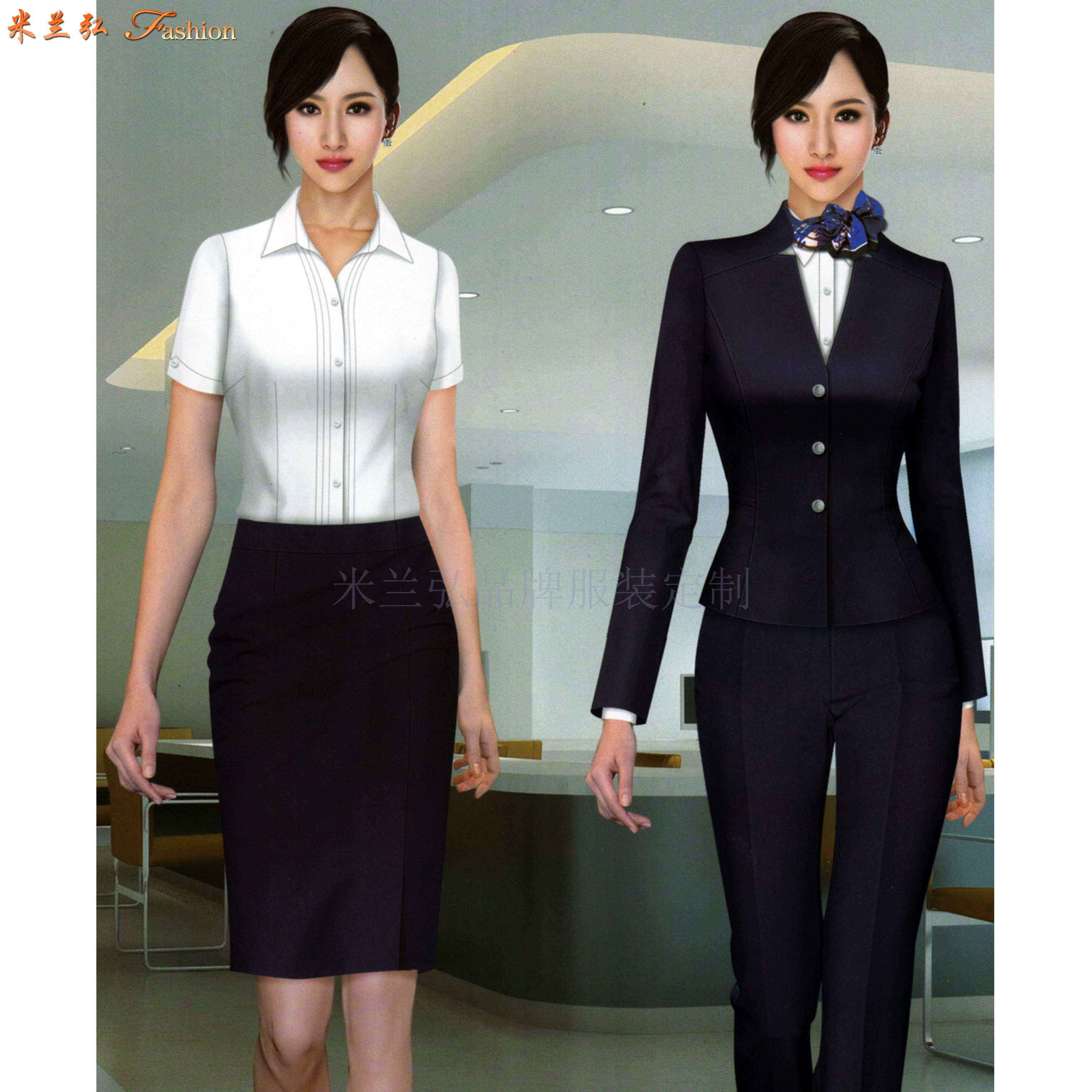 「定制一套西服多少錢」北京物超所值西服訂制公司-米蘭弘服裝-1