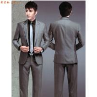 「定制一套西服多少錢」北京物超所值西服訂制公司-米蘭弘服裝-4