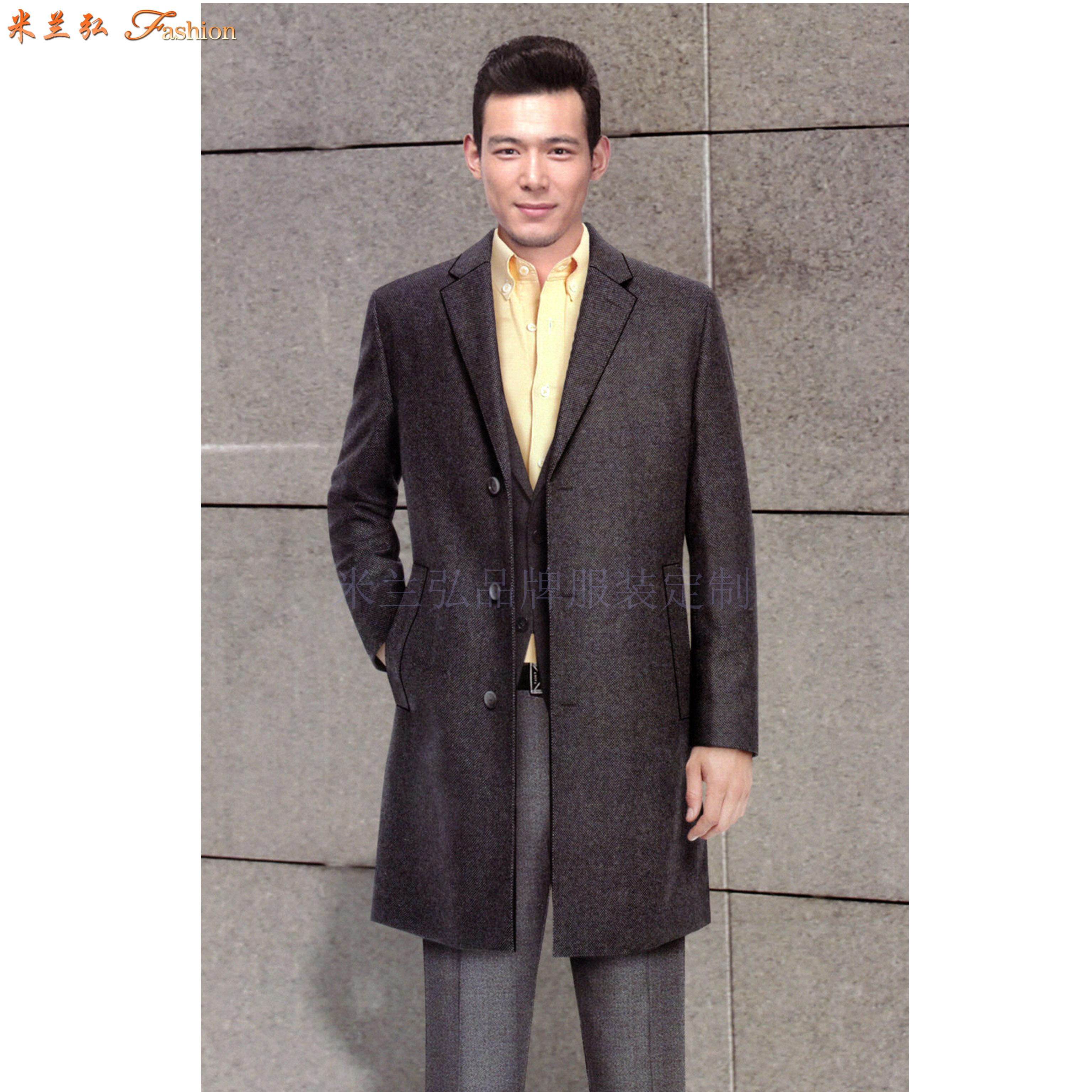 武威大衣訂制-厚實暖和-米蘭弘服裝-3