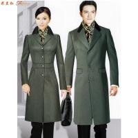 武威大衣訂制-厚實暖和-米蘭弘服裝-1