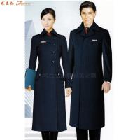 「渭南大衣定制」陜西保暖雙層大衣訂制-米蘭弘服裝-4