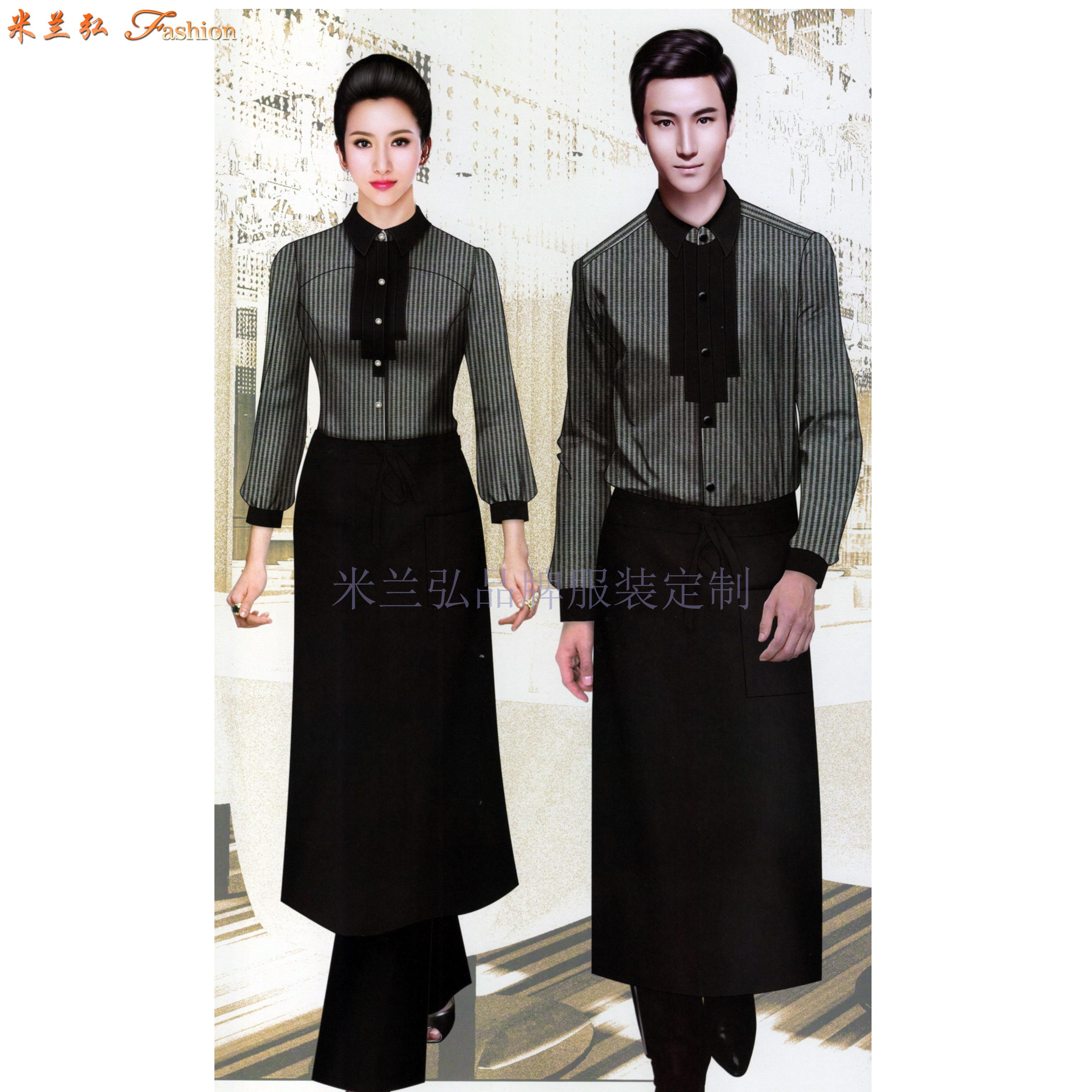 北京酒店服裝定做_廠家_價格_圖片_怎么樣-米蘭弘服裝-3