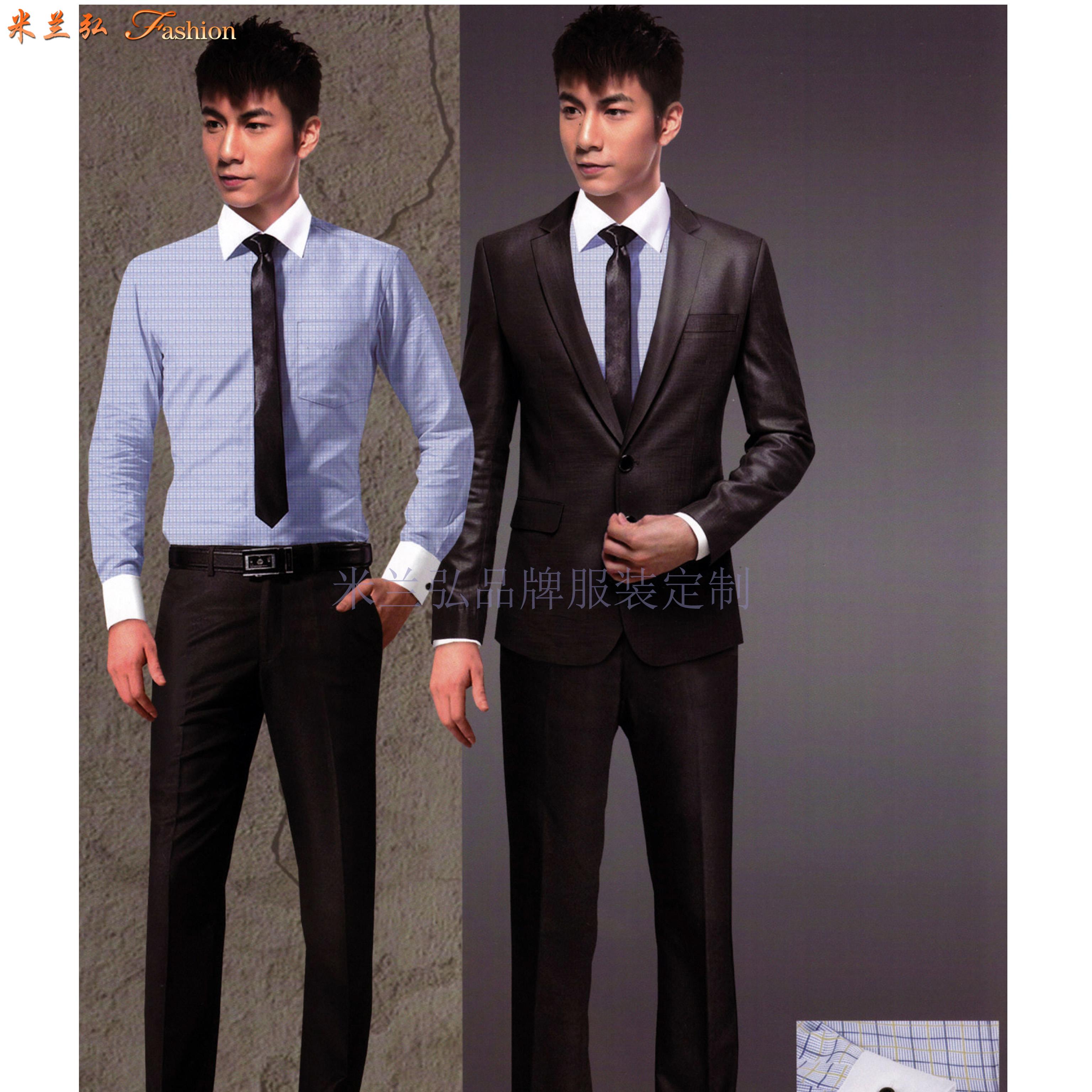 廣東西服定制-廣東量身訂制西服品牌-米蘭弘服裝-5