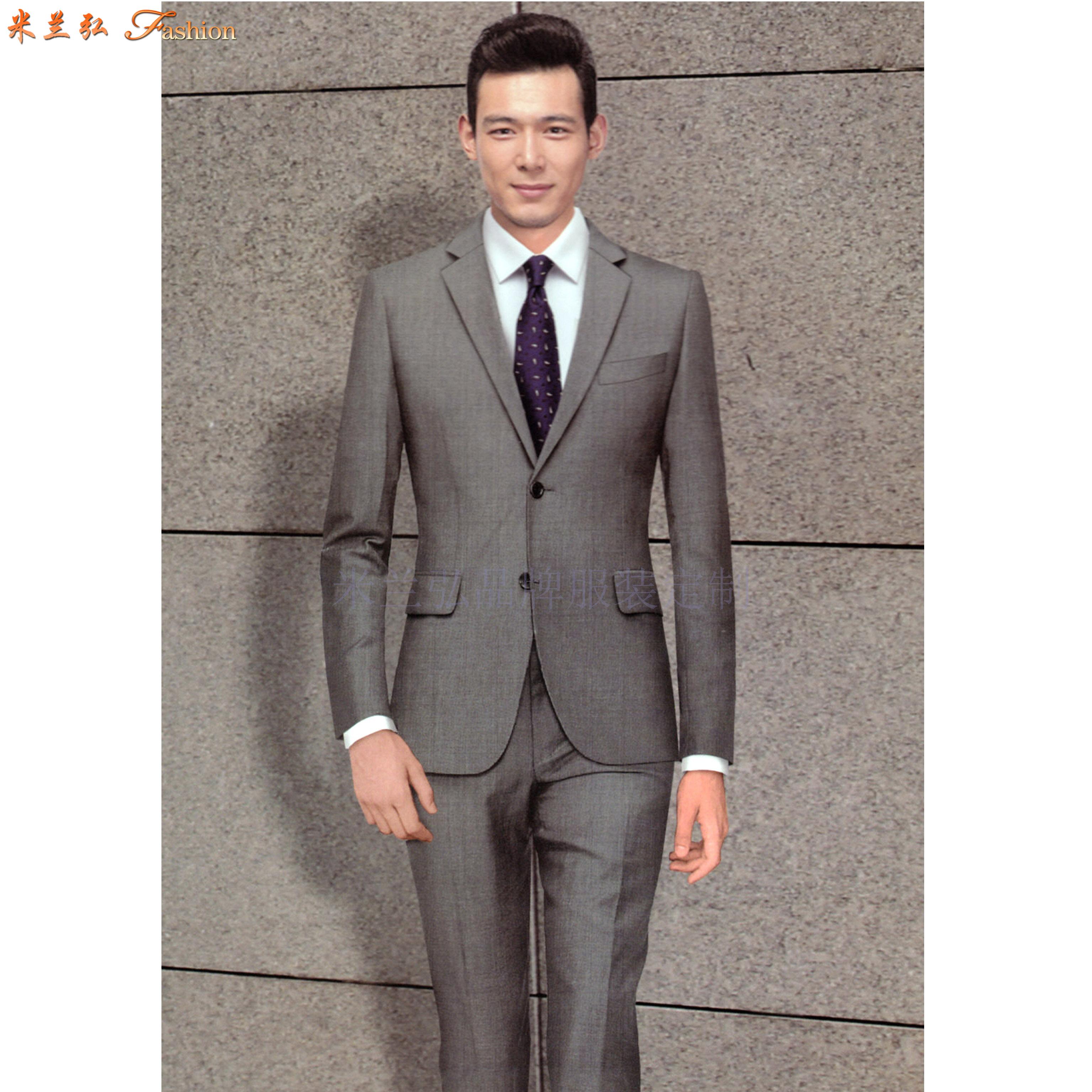 上海西服定制-上海量身訂制西服-米蘭弘服裝-4