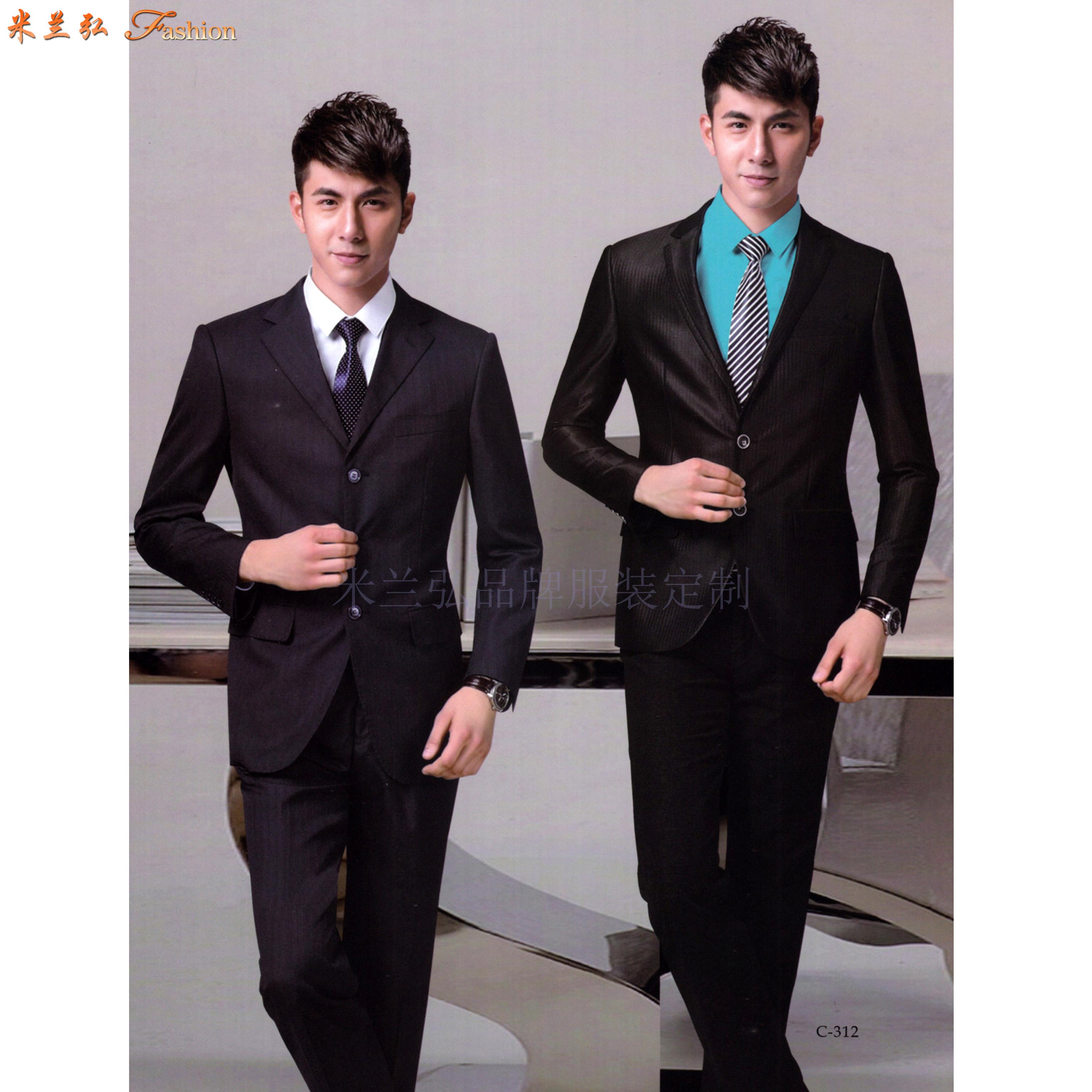 上海西服定制-上海量身訂制西服-米蘭弘服裝-1