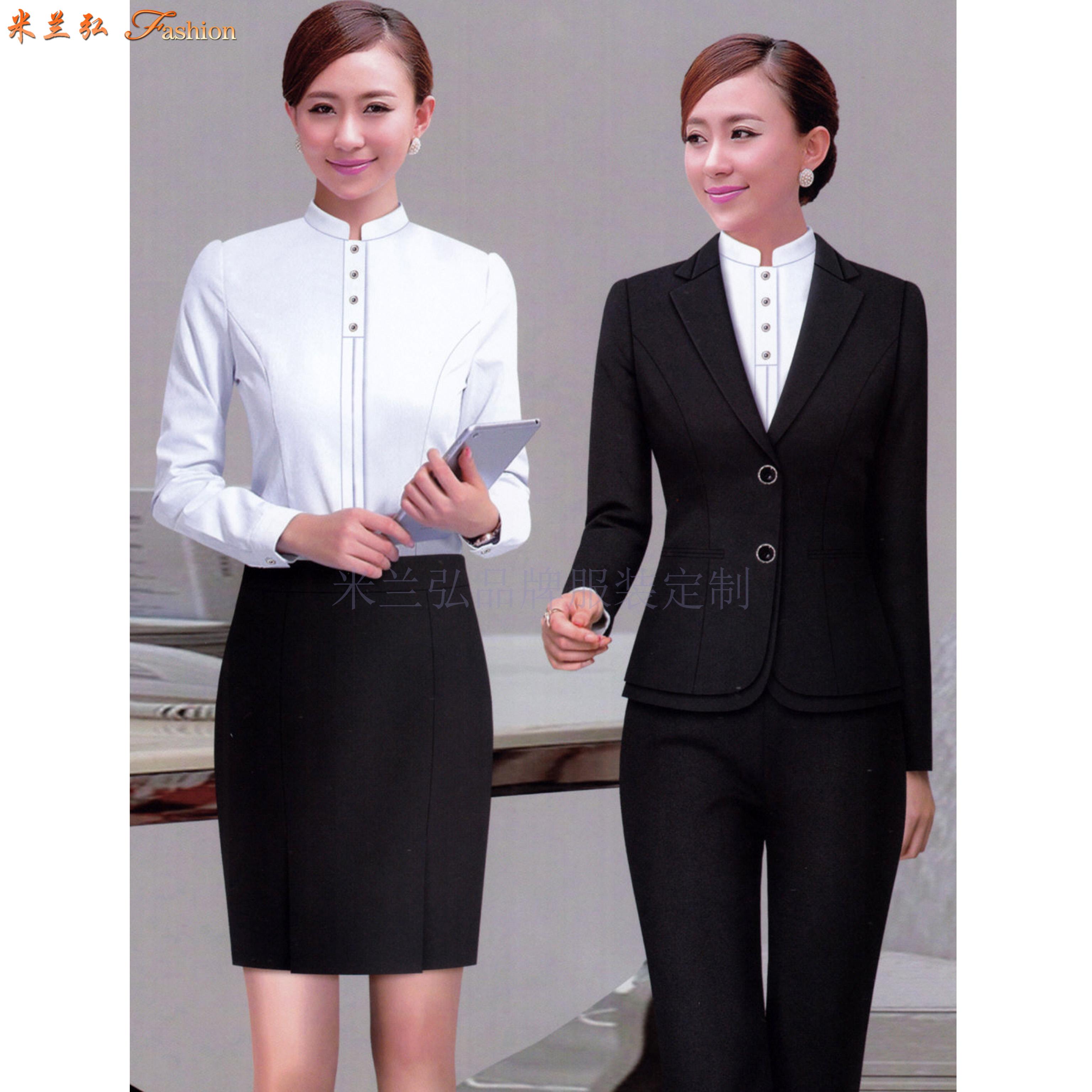 工裝西服定制-訂做工裝西服-米蘭弘服裝-3