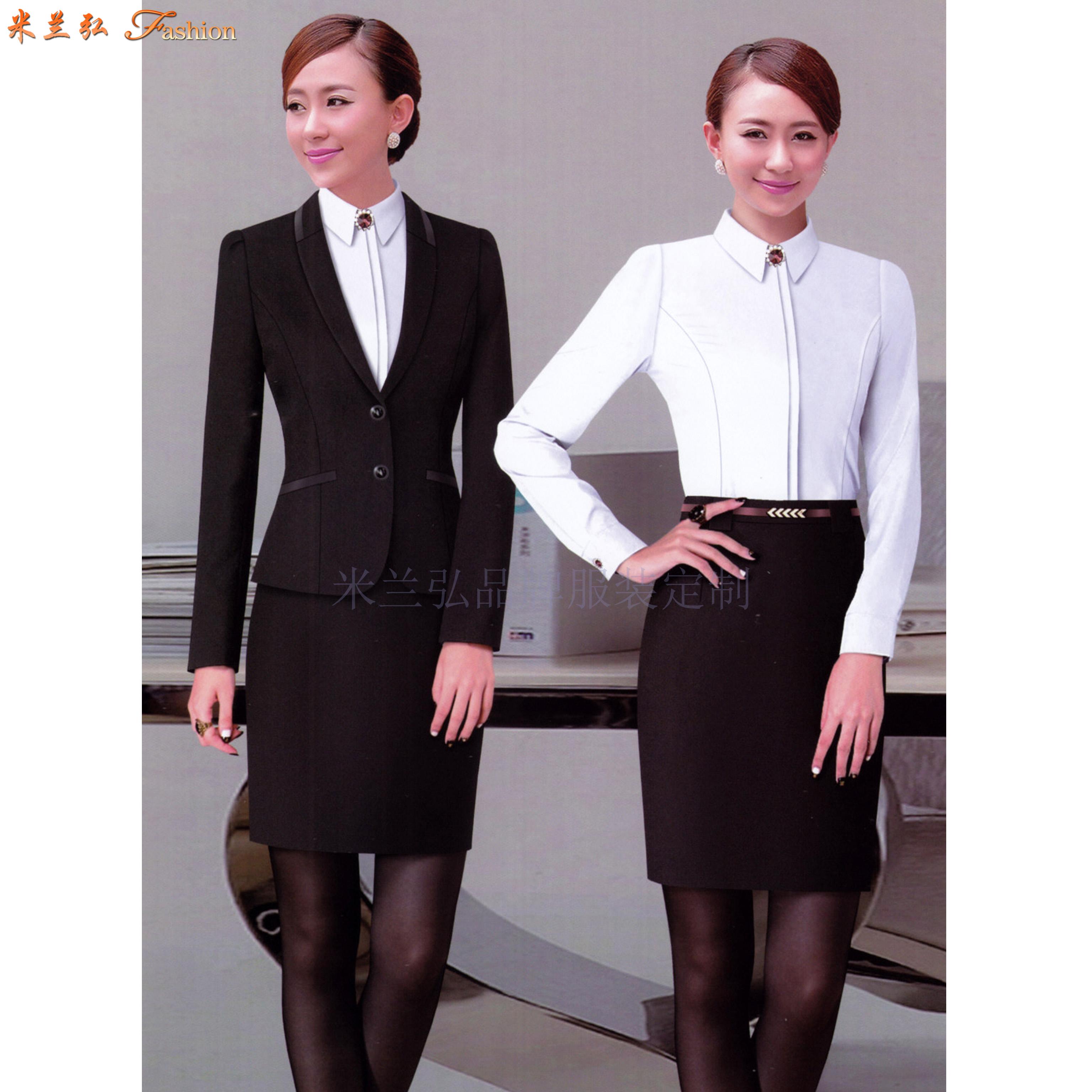 工裝西服定制-訂做工裝西服-米蘭弘服裝-4