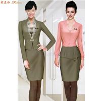 小西服定做-訂制潮流時尚女式小西服-米蘭弘服裝-2