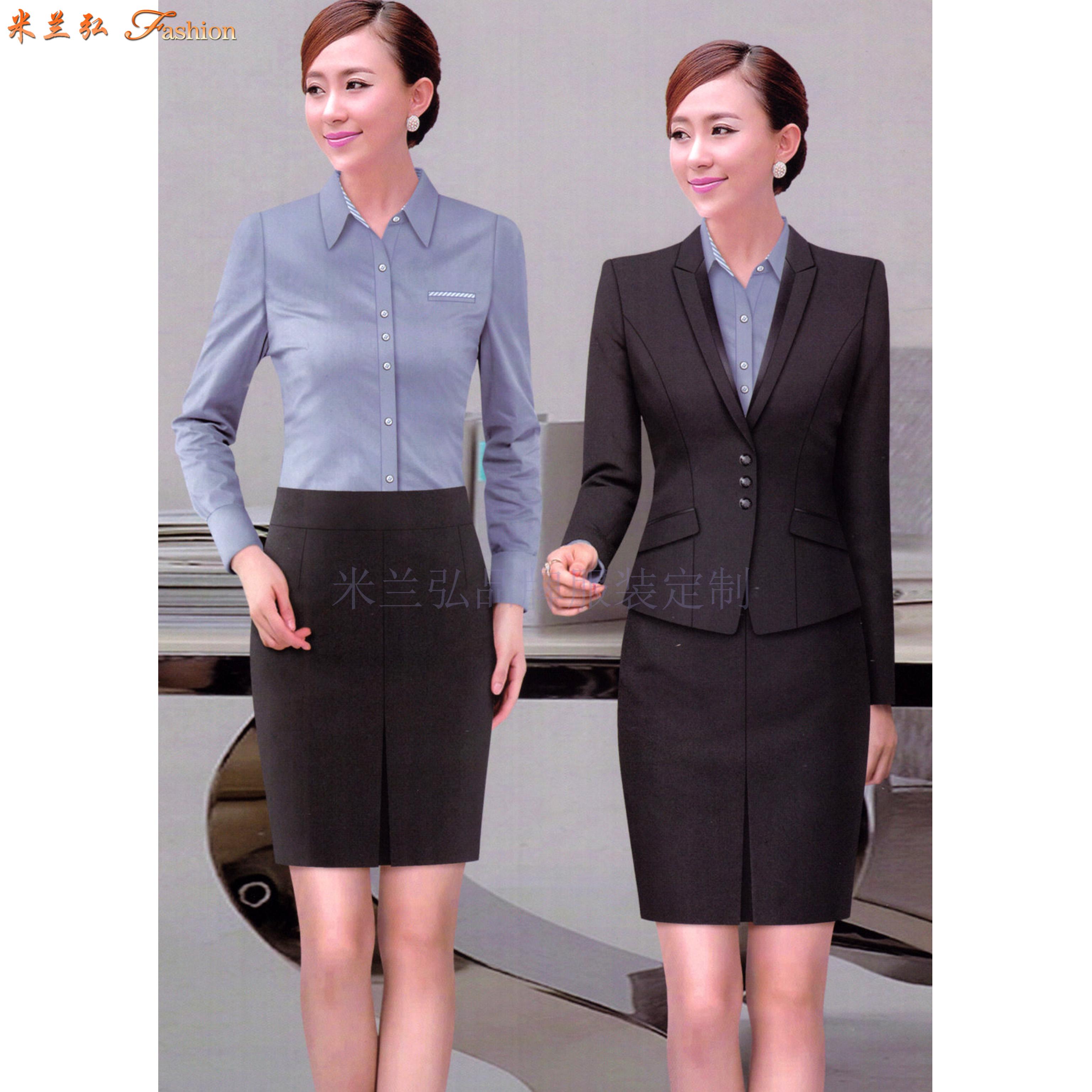 北京定做西服便宜的地方_廠家直供性價比高-米蘭弘服裝-2