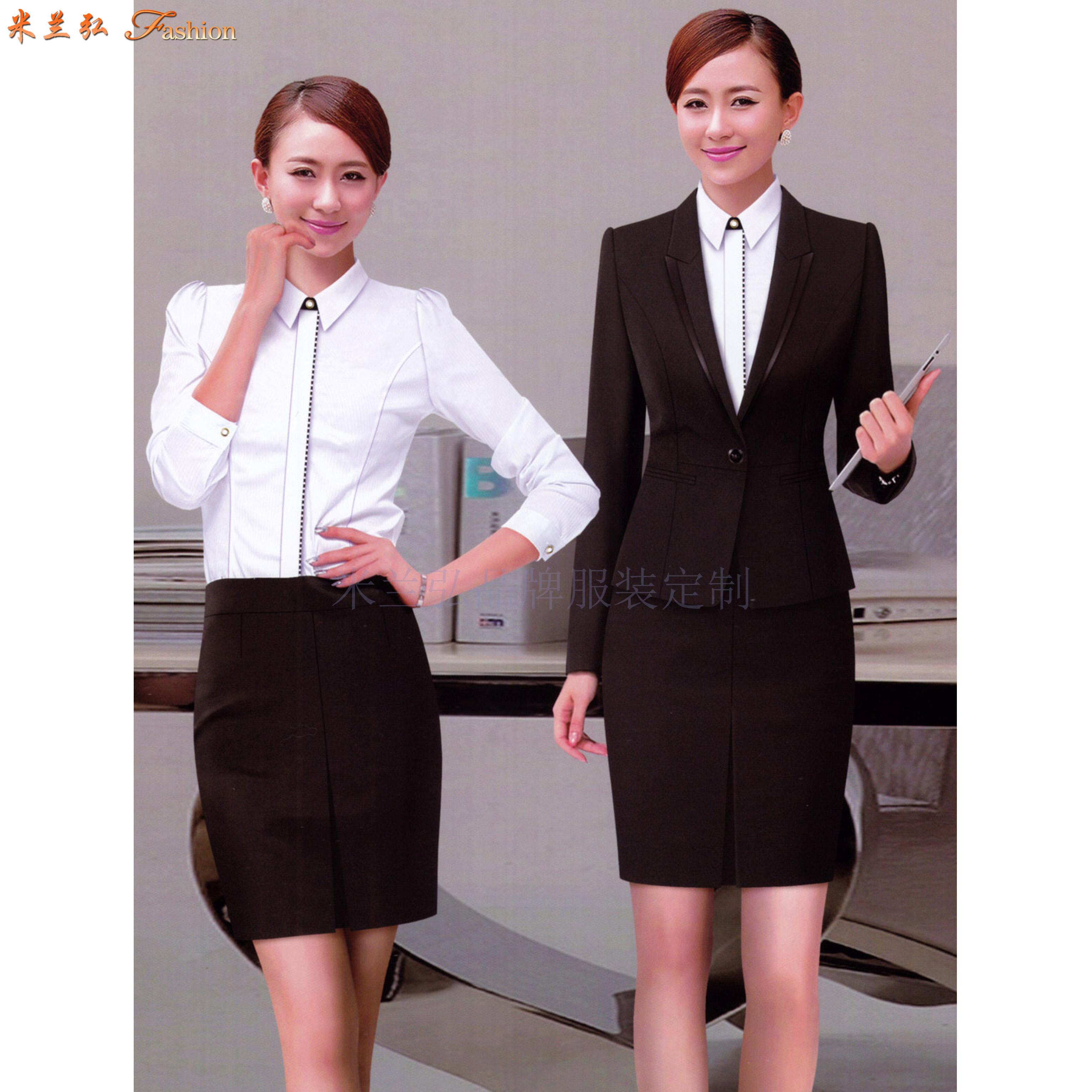 北京定做西服便宜的地方_廠家直供性價比高-米蘭弘服裝-3