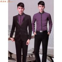 北京定做西服便宜的地方_廠家直供性價比高-米蘭弘服裝-5