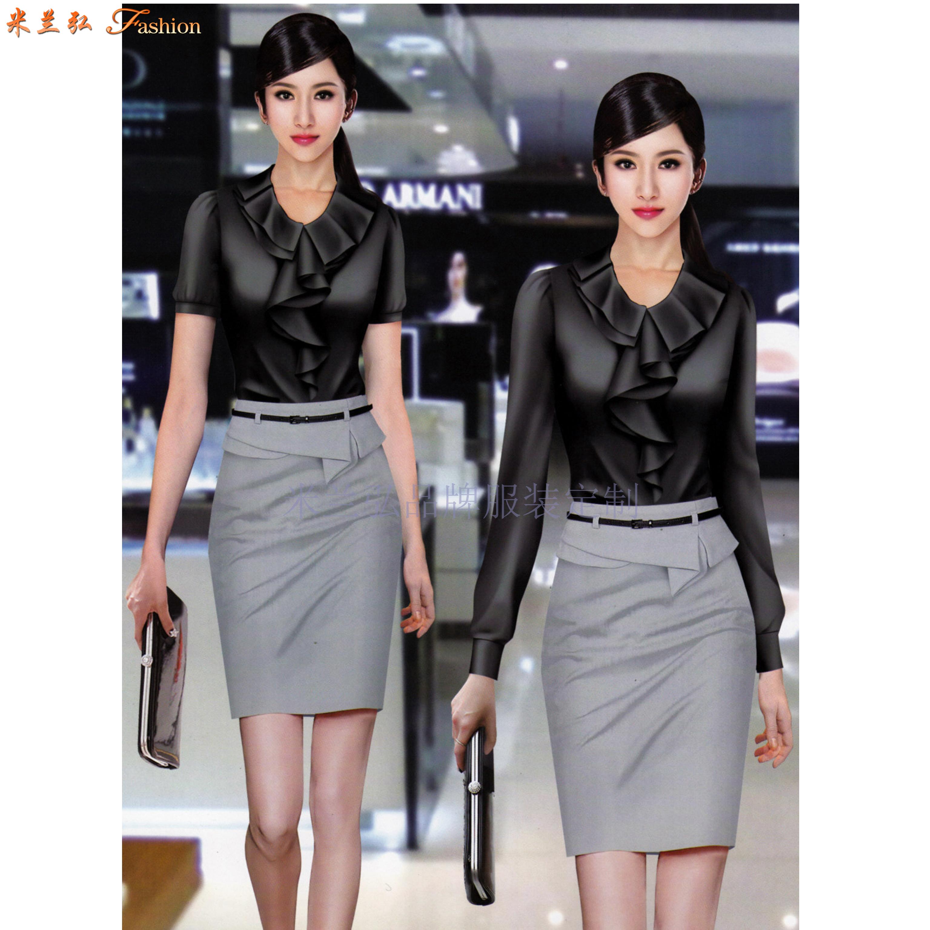高端襯衫定制-定做質料講究高級襯衫-米蘭弘服裝-3