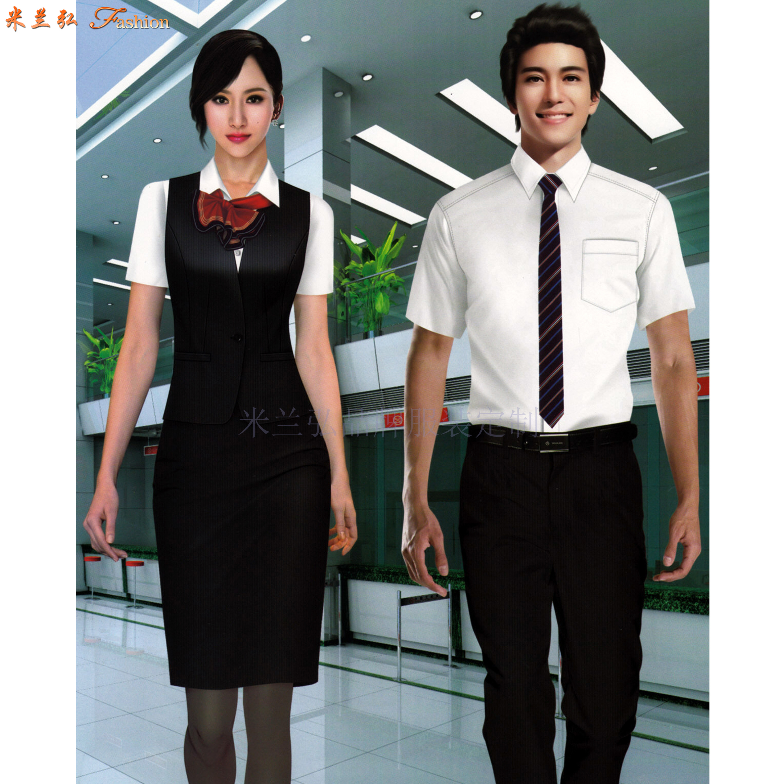 高端襯衫定制-定做質料講究高級襯衫-米蘭弘服裝-5