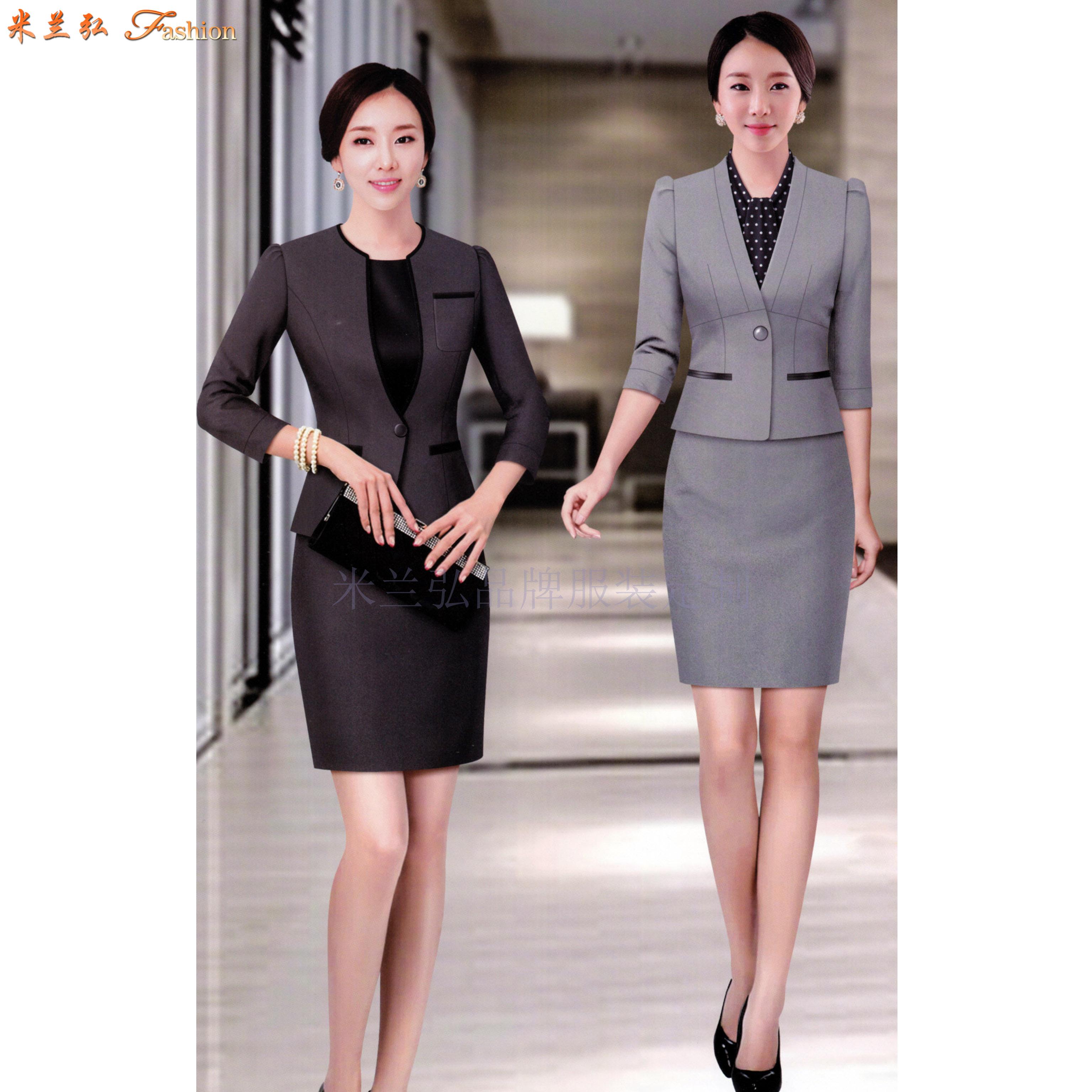 北京西服定制工廠-廠家直銷西服-米蘭弘服裝-5