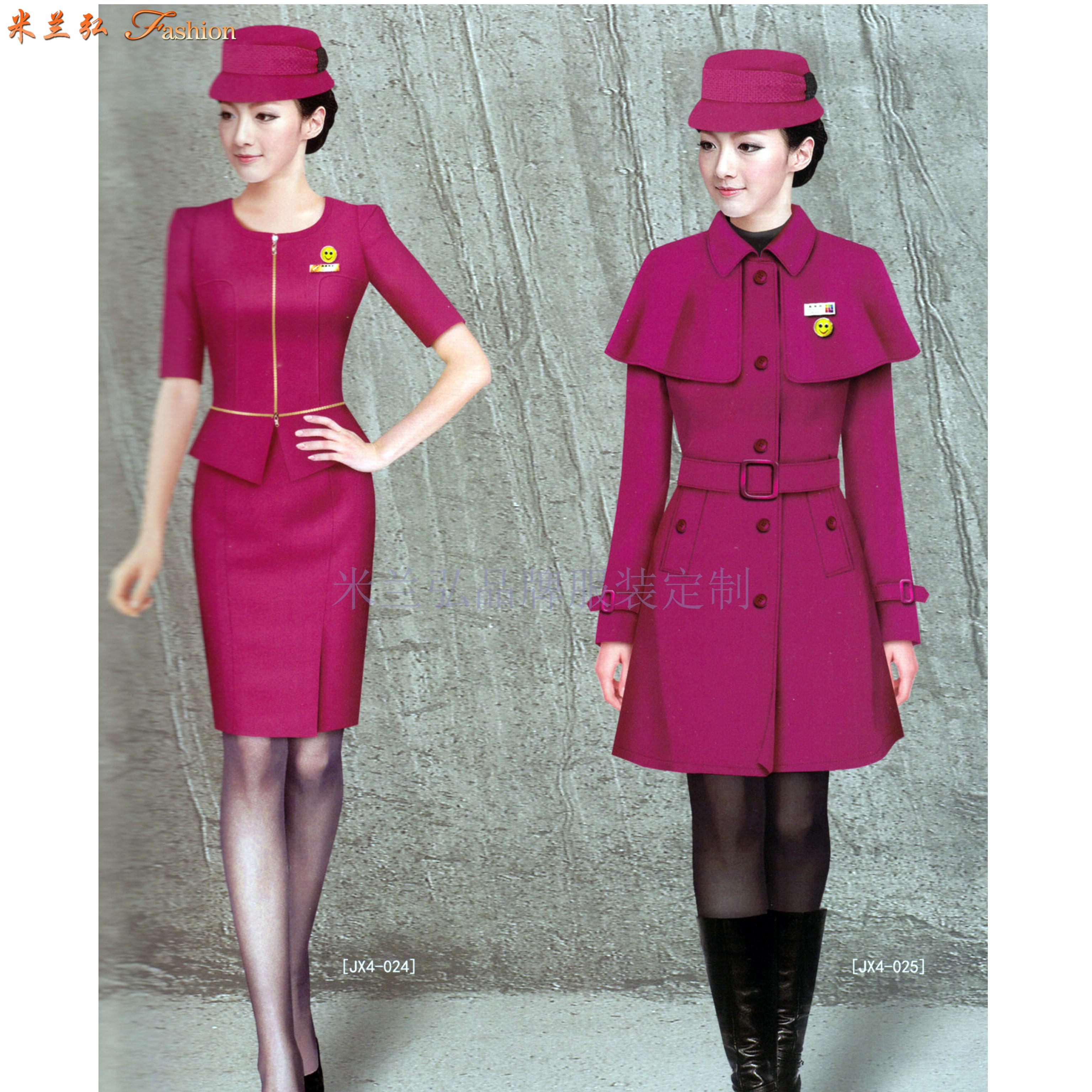職業裝高檔連衣裙公司-國內職業裝品牌-米蘭弘服裝-5