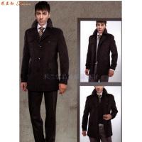 四川大衣定制-羊毛呢子大衣定做-米蘭弘服裝-3