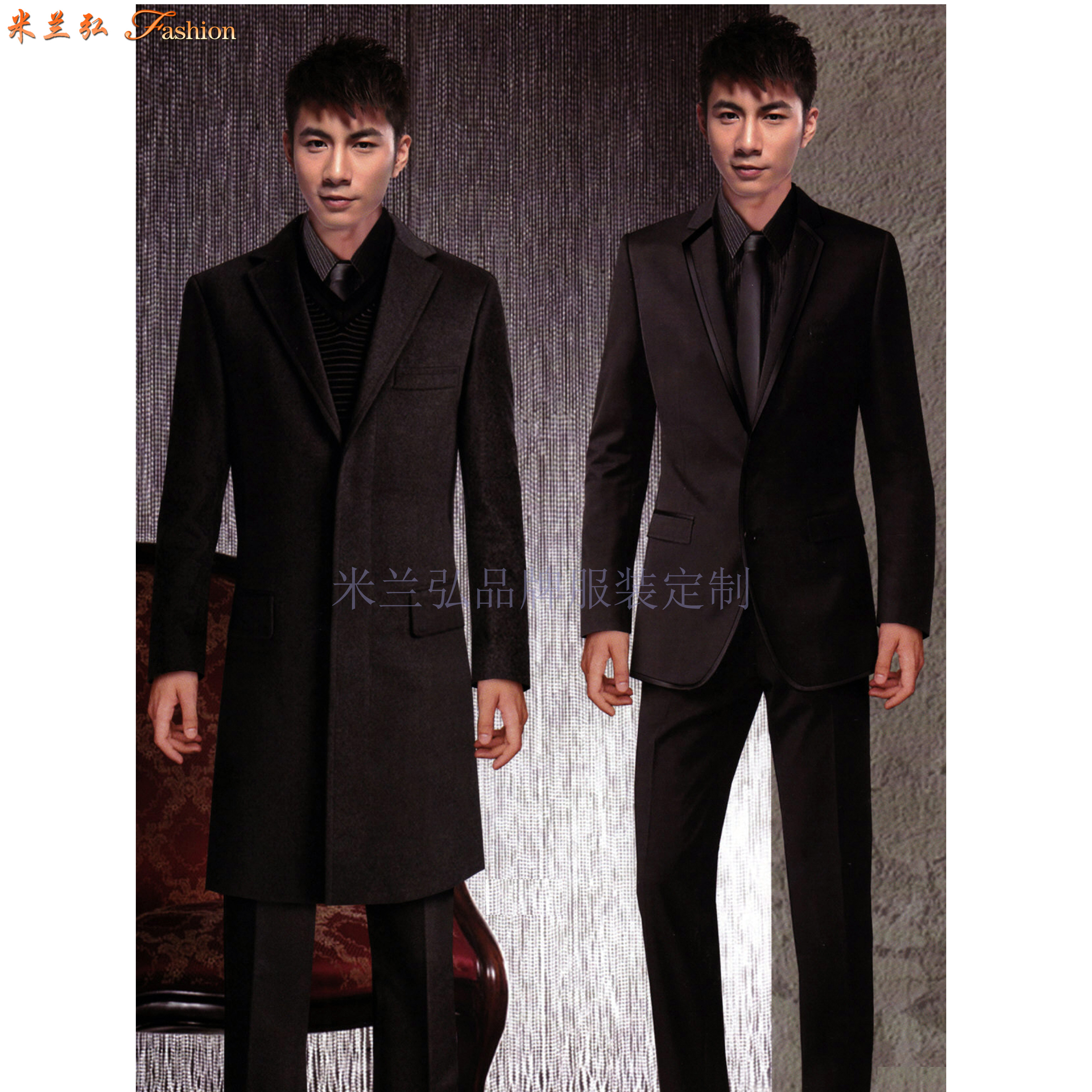 四川大衣定制-羊毛呢子大衣定做-米蘭弘服裝-4