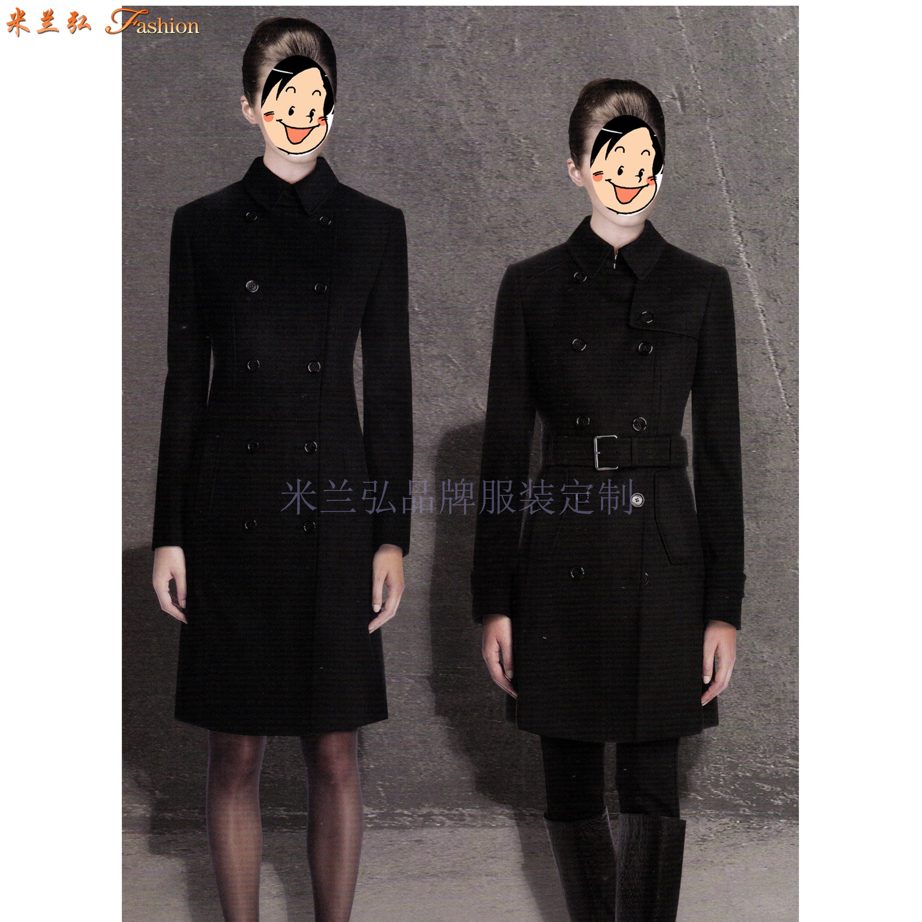 四川大衣定制-羊毛呢子大衣定做-米蘭弘服裝-1