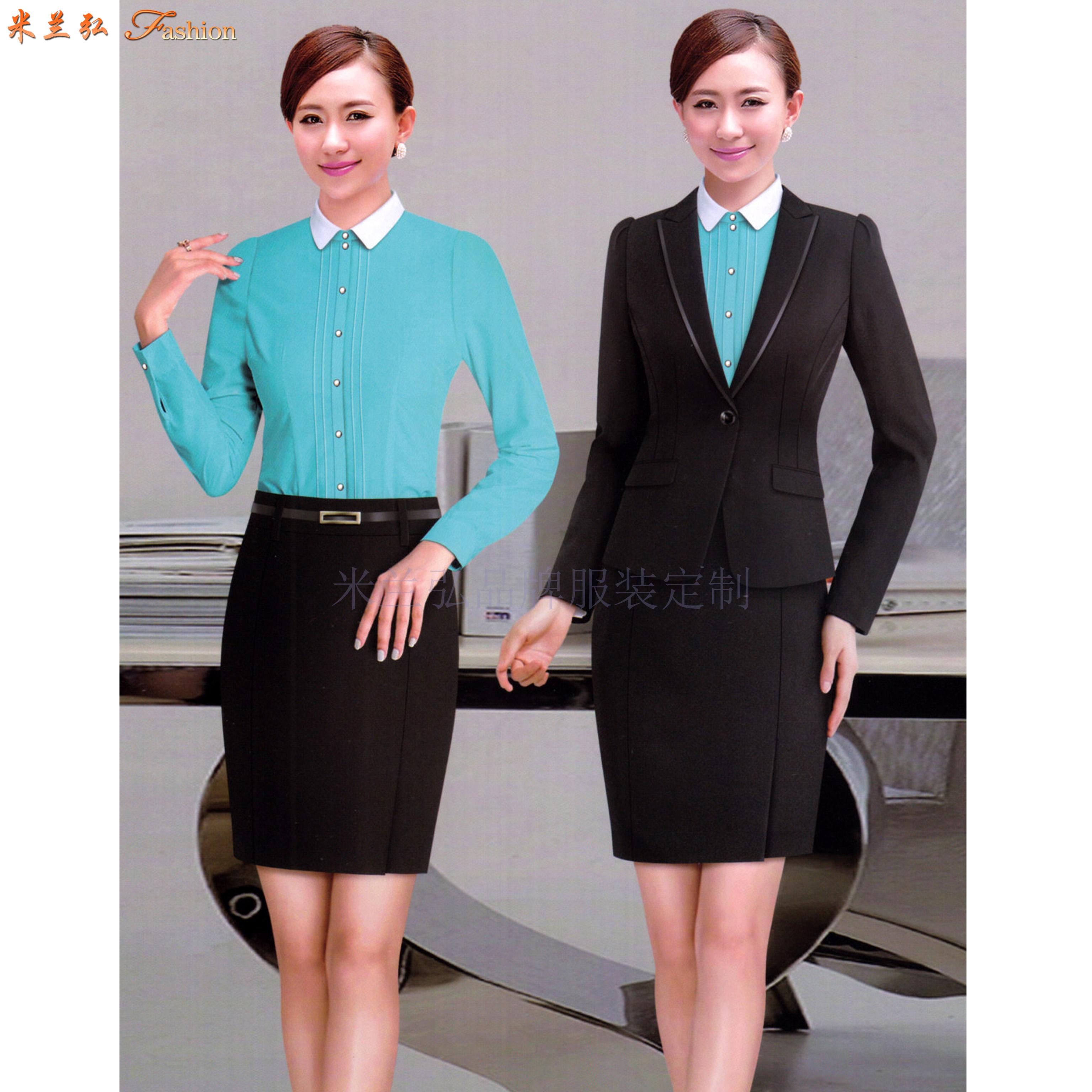 江西西服定制-品牌羊毛西服訂做價格-米蘭弘服裝-2