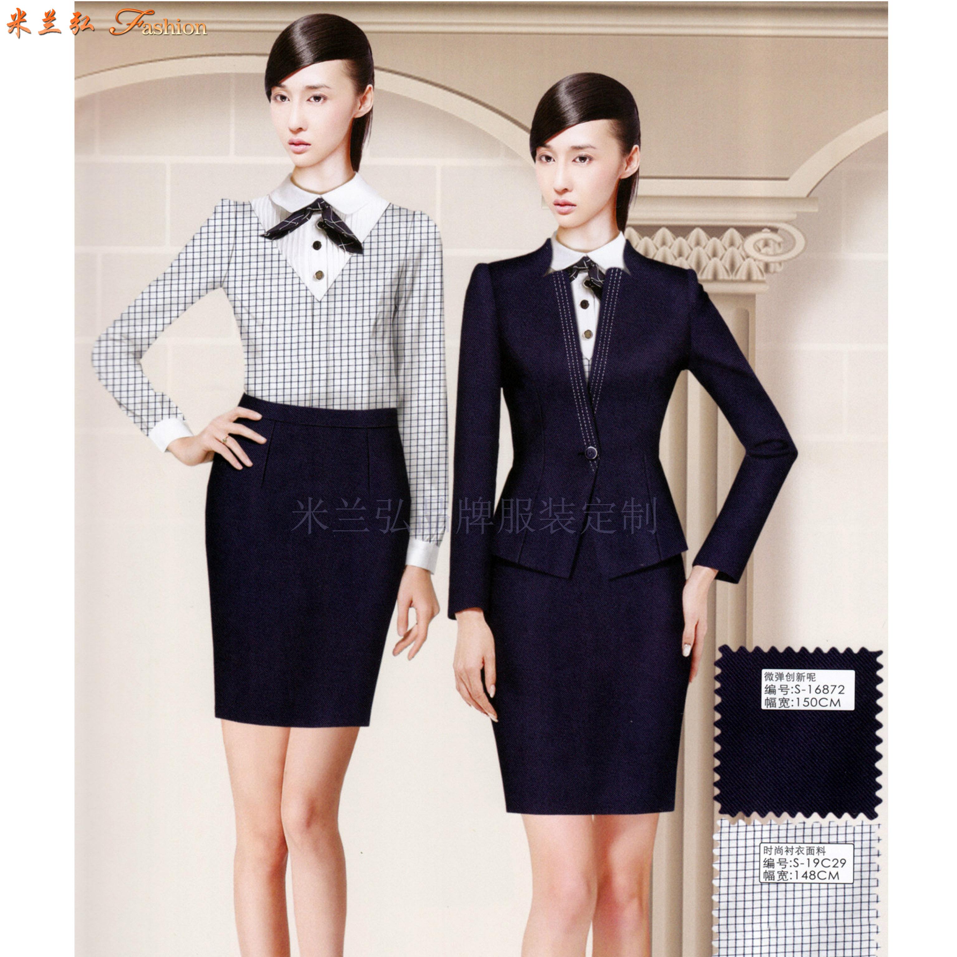 江西西服定制-品牌羊毛西服訂做價格-米蘭弘服裝-5