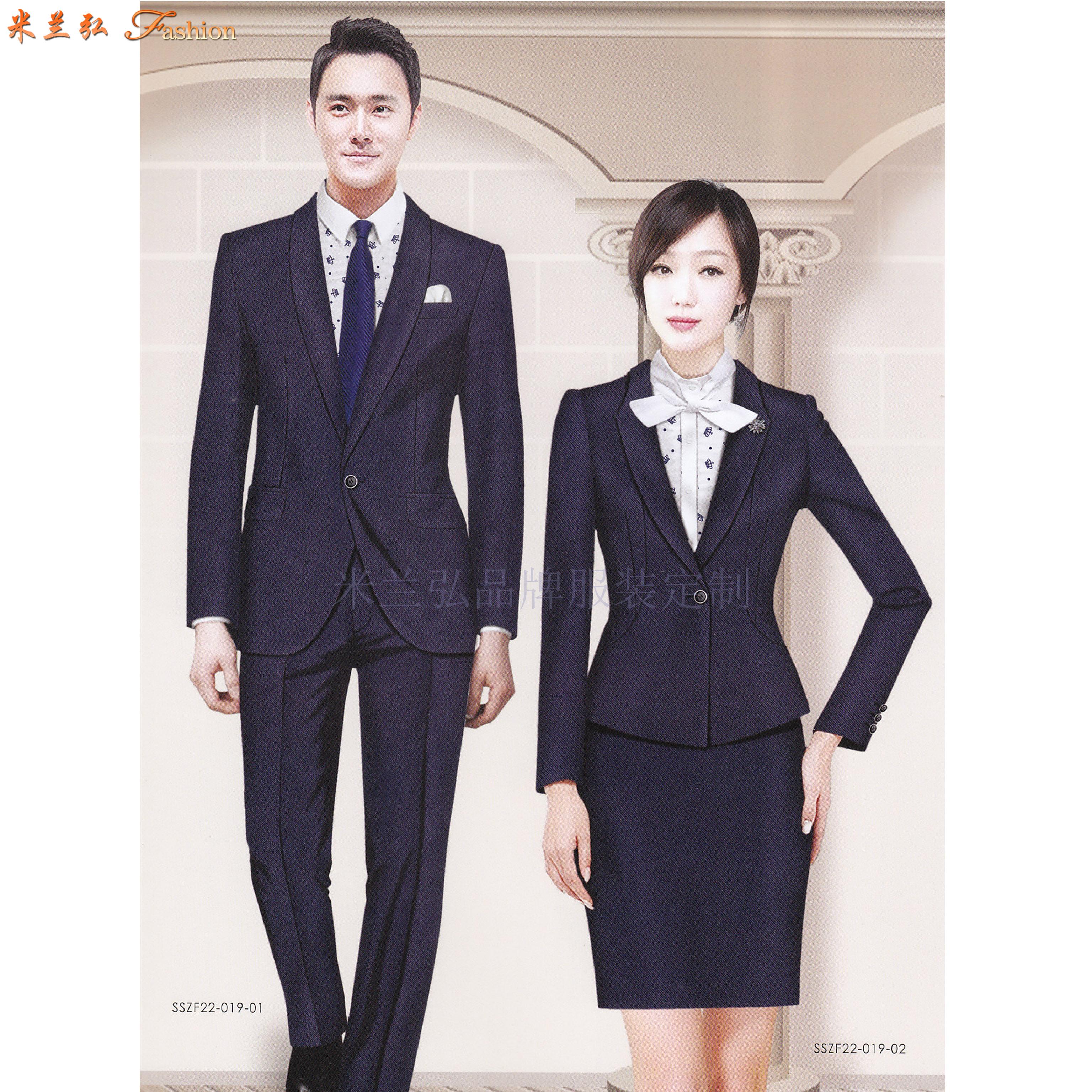 江西西服定制-品牌羊毛西服訂做價格-米蘭弘服裝-1