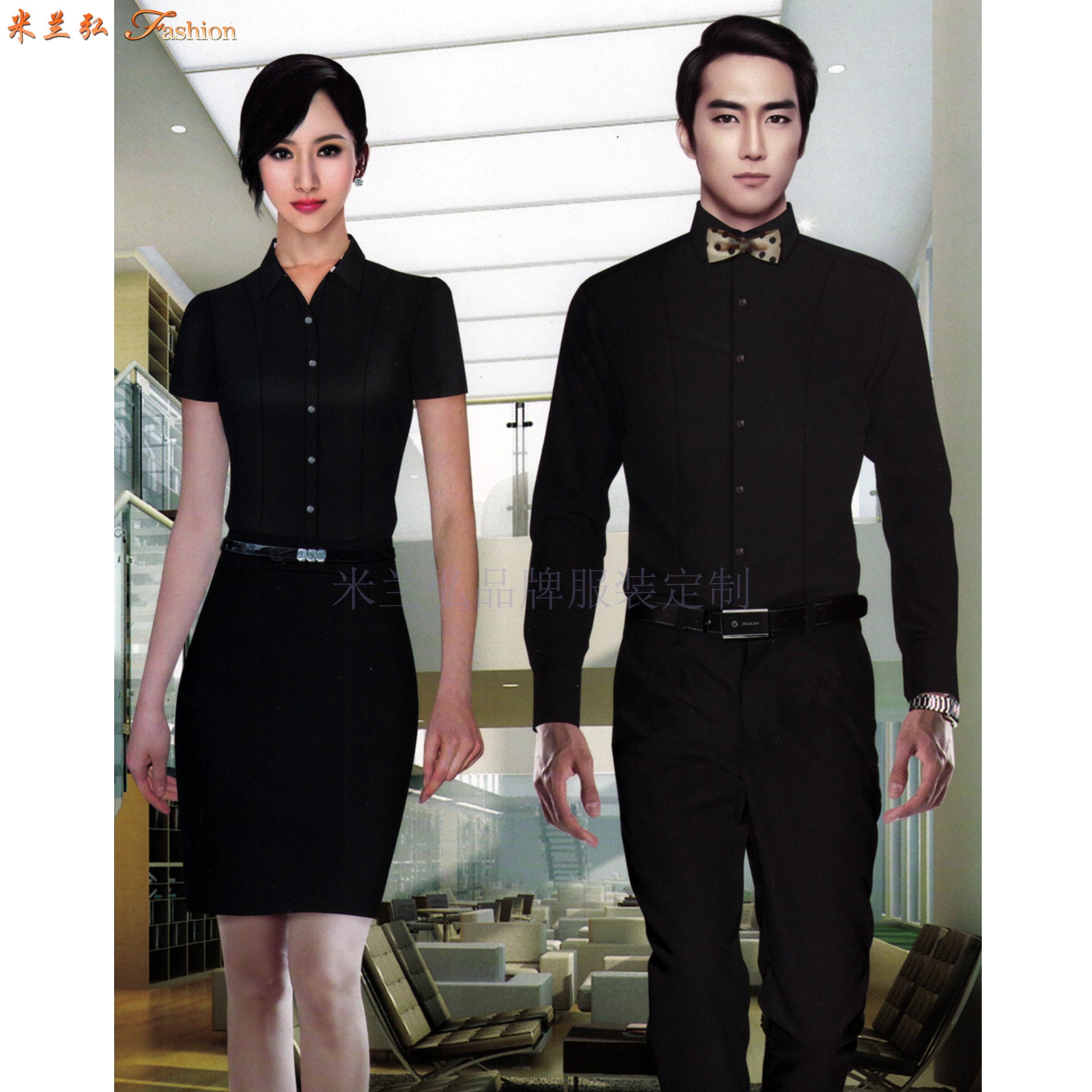 江西定制襯衫-定做免燙襯衫品牌-米蘭弘服裝-3