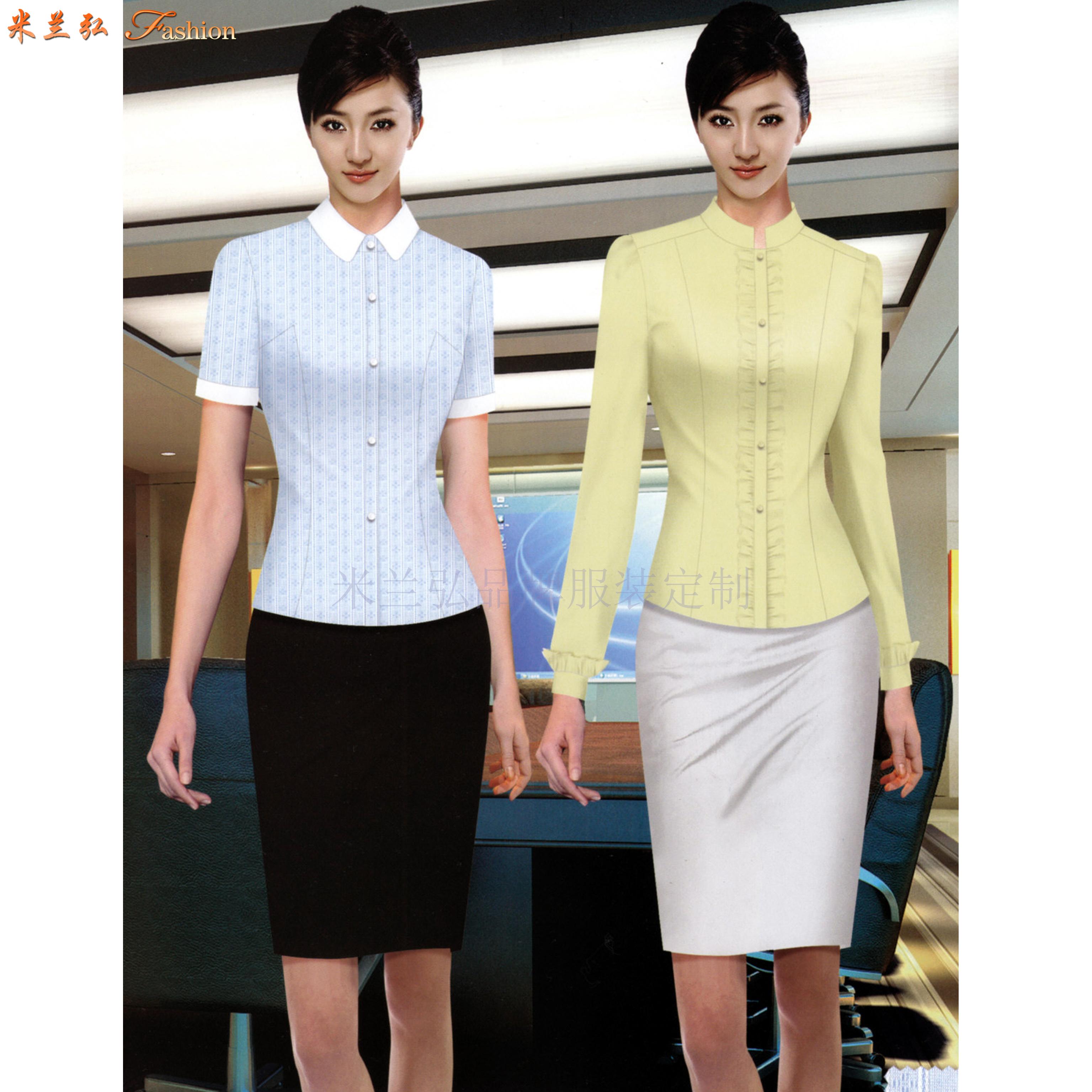北京襯衫定制_北京襯衫訂做-米蘭弘服裝廠家-1