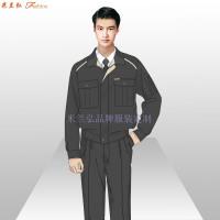 安徽工作服廠家-工作服定做價格圖片-米蘭弘服裝-4