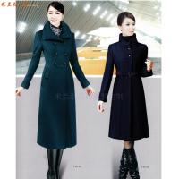 安徽大衣定做-呢子大衣訂做廠家價格-米蘭弘廠家-2