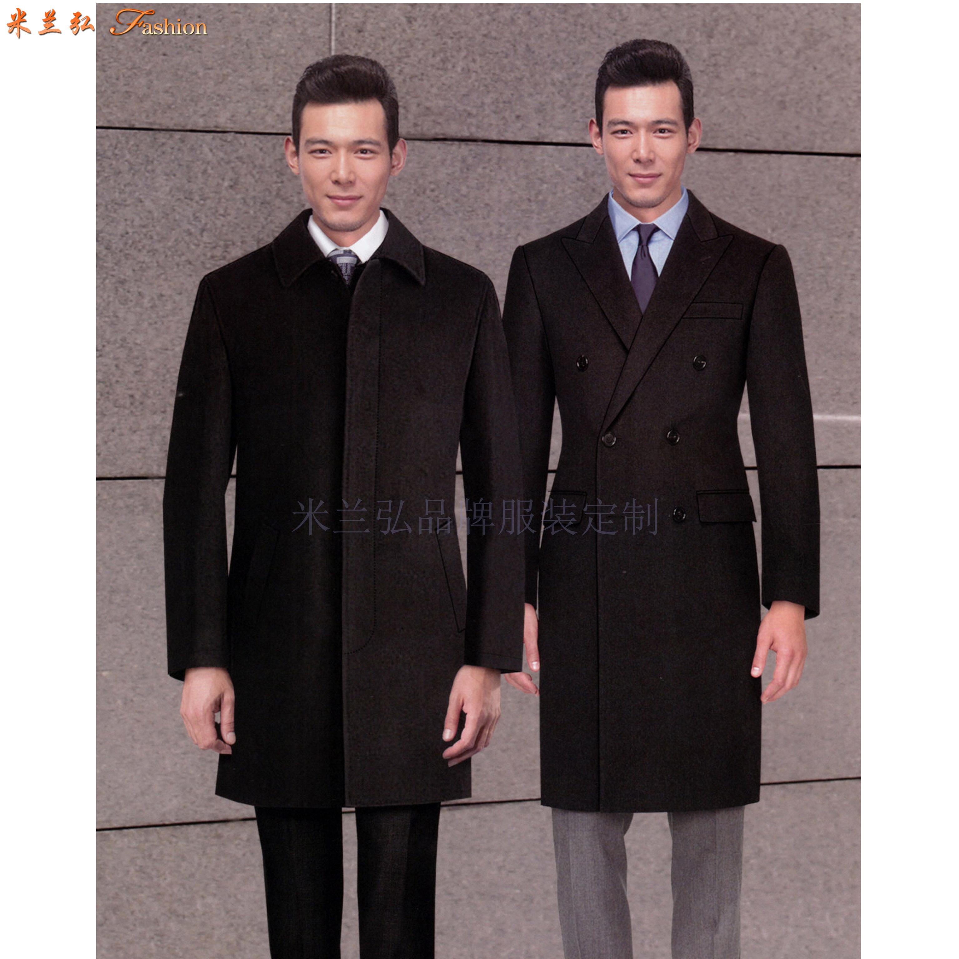 安徽大衣定做-呢子大衣訂做廠家價格-米蘭弘廠家-4