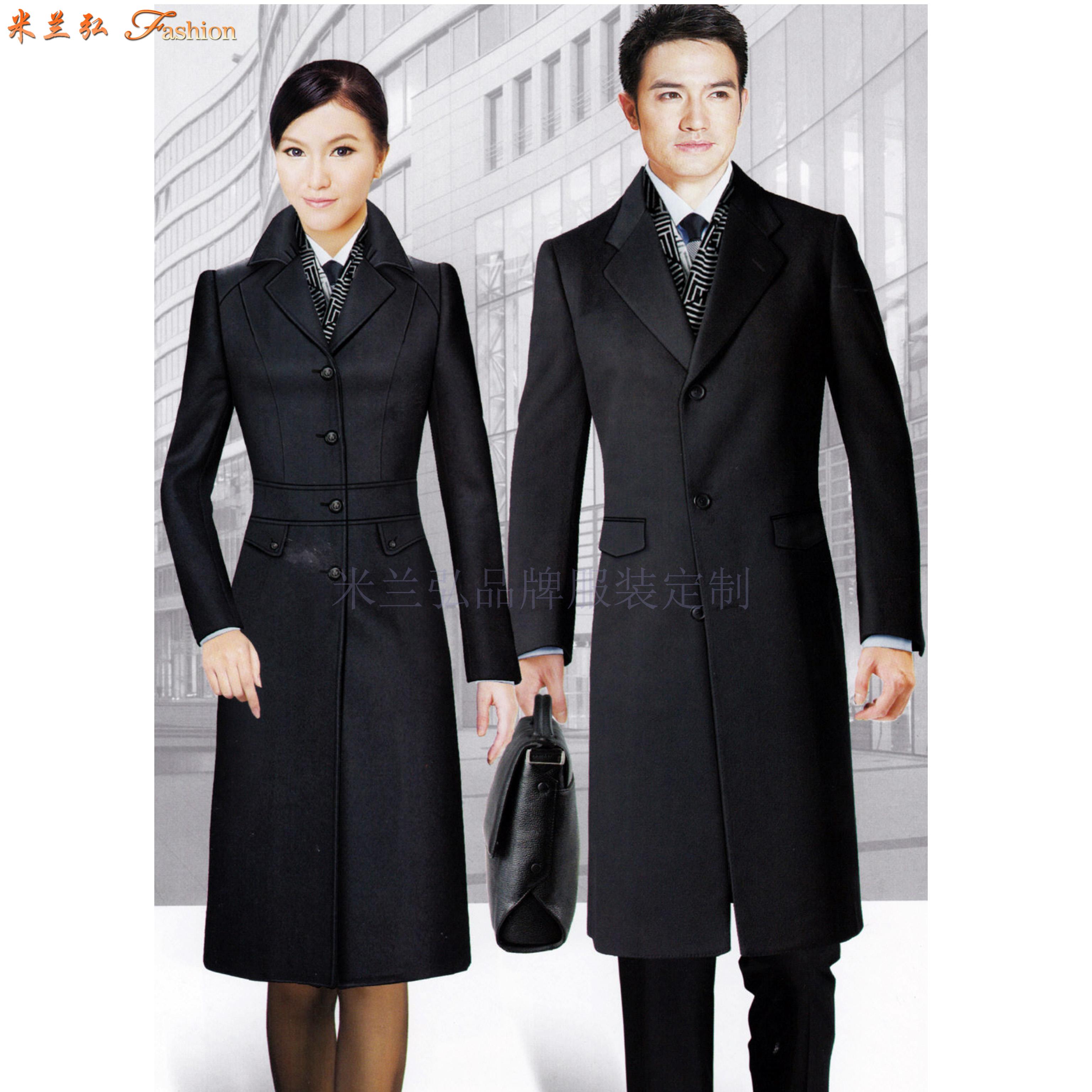 安徽大衣定做-呢子大衣訂做廠家價格-米蘭弘廠家-1