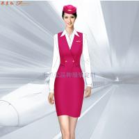 高鐵衣服價格-定做高鐵工作人員服裝-米蘭弘服裝廠家-3