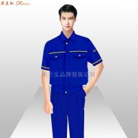北京工作服-北京物美價廉工作服定做廠家-米蘭弘服裝-5