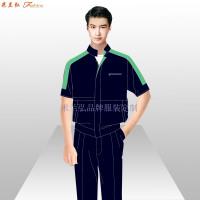 北京工作服-北京物美價廉工作服定做廠家-米蘭弘服裝-1