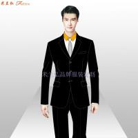 定制西裝-正裝西裝量身定做-米蘭弘服裝廠家-2