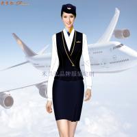 「女裝空姐服定做」定做空姐服廠家-米蘭弘品牌服裝-3