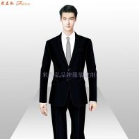 銀行服裝定做_金融機構正裝量身定制-米蘭弘服裝廠家-3