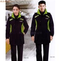 「冬天工作服款式」冬天工作服-米蘭弘服裝廠家-5