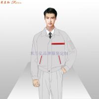 「定做工作服裝廠家」服裝定制源頭廠家-米蘭弘服裝-5